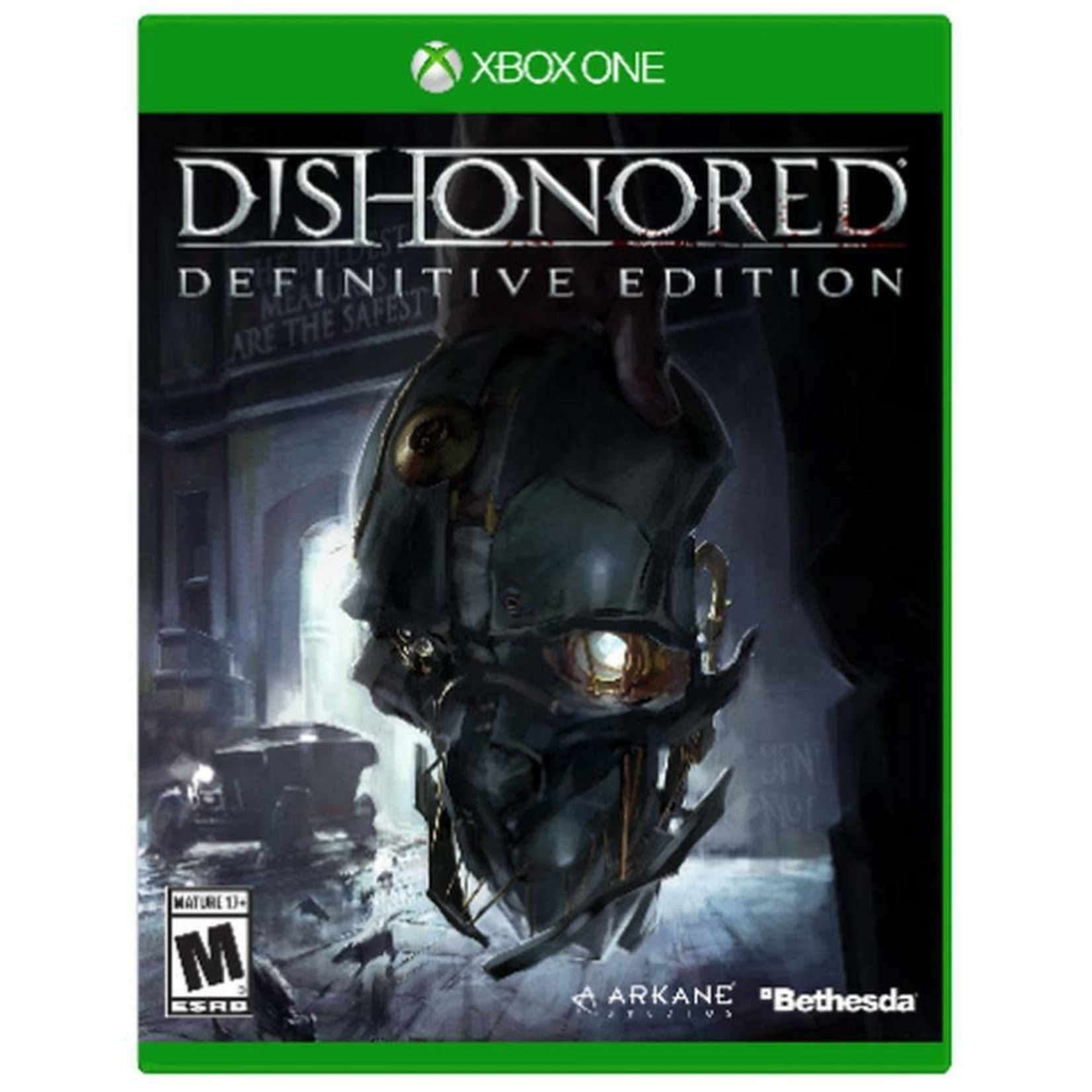 XB1-Dishonored Definitive Edition