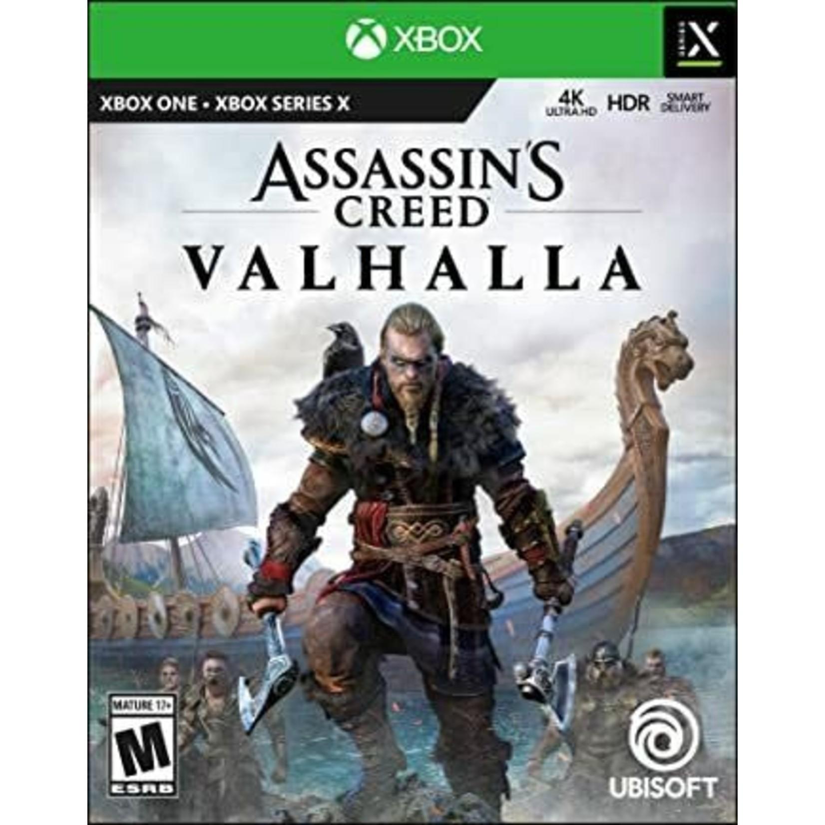 XB1-Assassin's Creed Valhalla