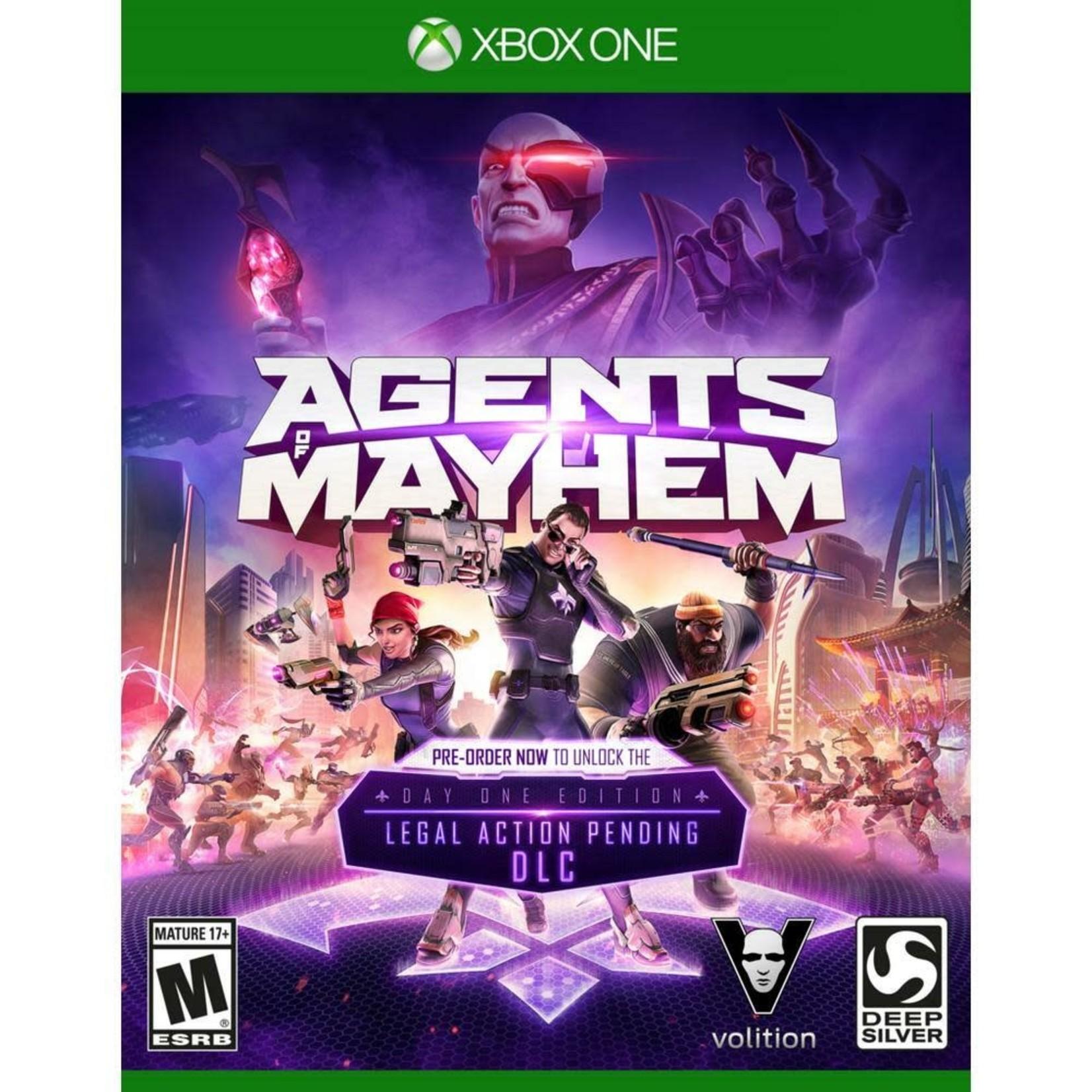 XB1-Agents of Mayhem