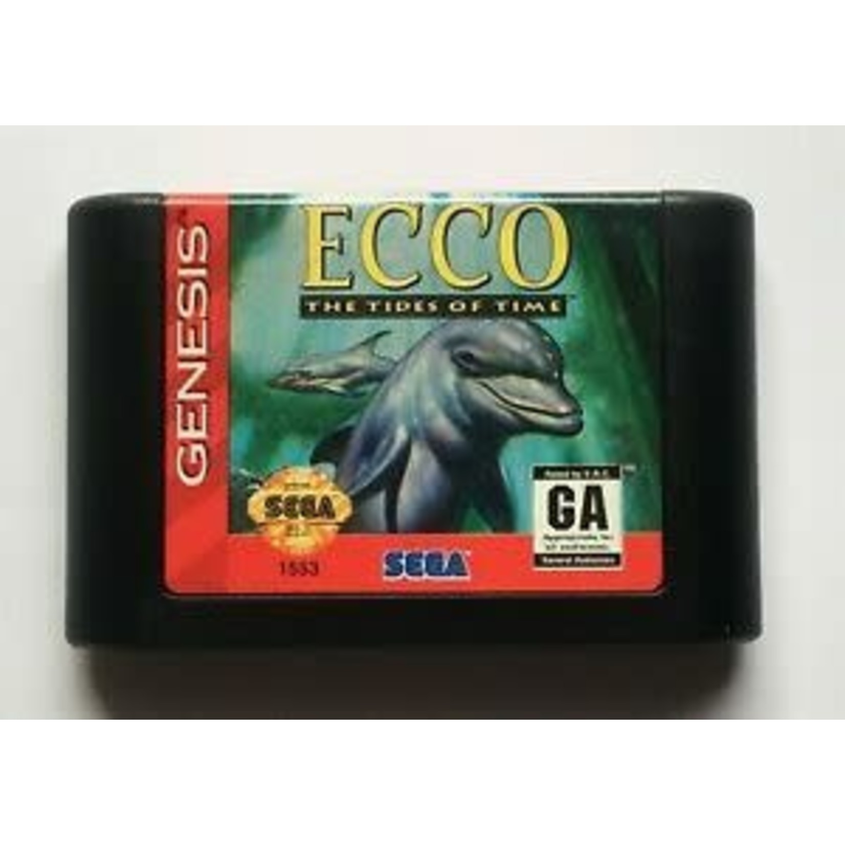 SGU-Ecco The Tides Of Time (Cartridge Only)