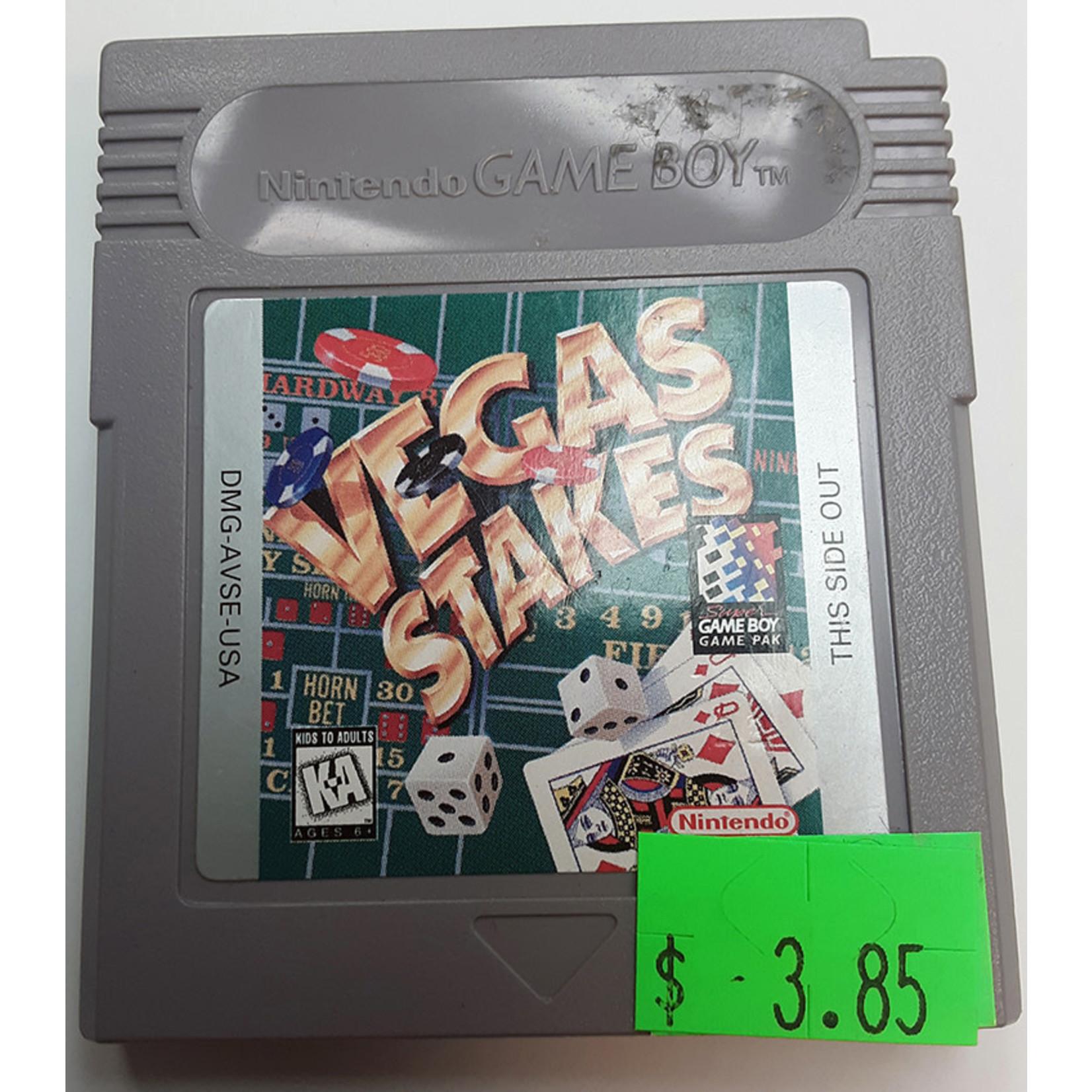 GBu-Vegas  Stakes (cartridge)