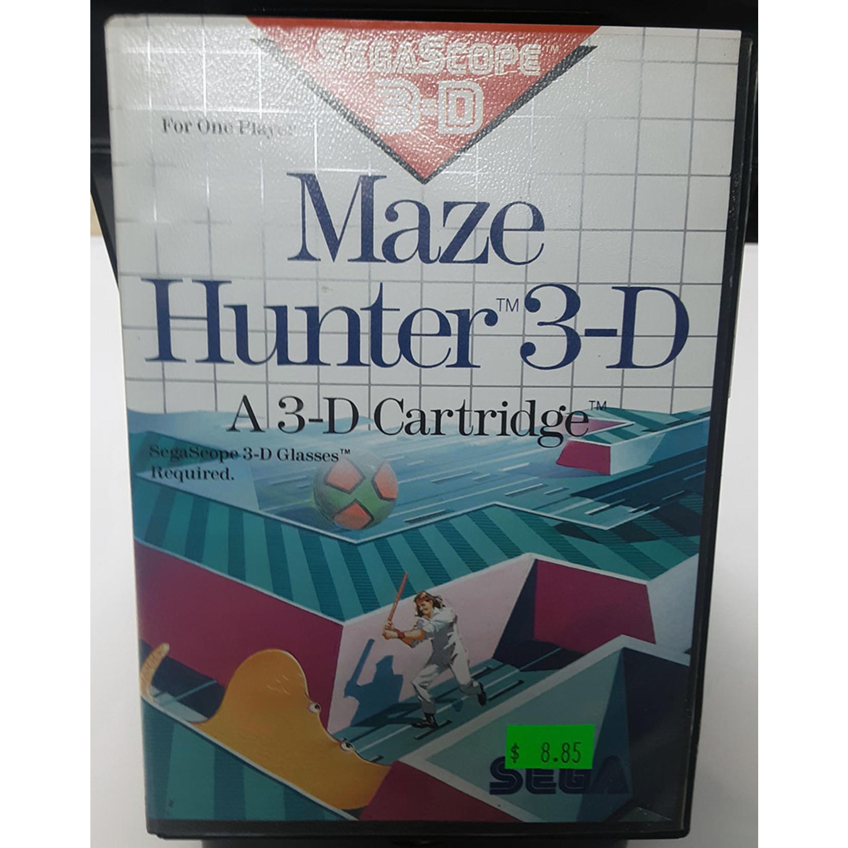 SMU-Maze Hunter 3D (boxed)
