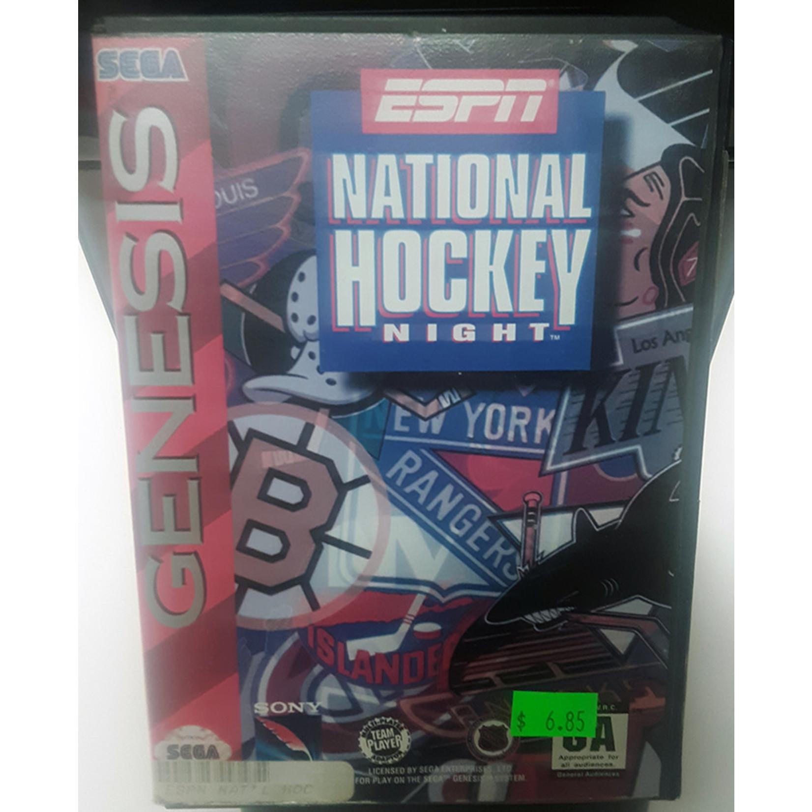 SGU-ESPN National Hockey Night (boxed)