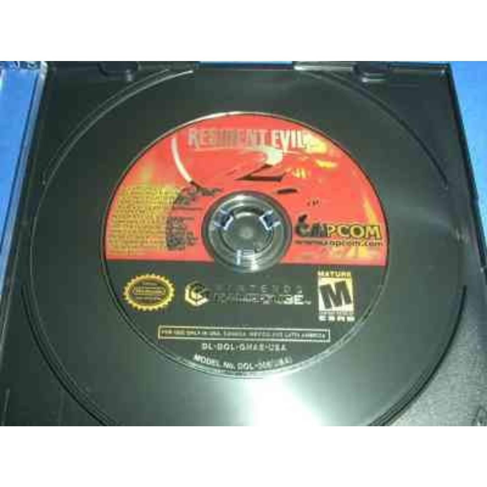 GCU-Resident Evil 2 (disc only)