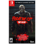 SWITCH-FRIDAY THE 13TH: THE GAME ULTIMATE SLASHER EDITION