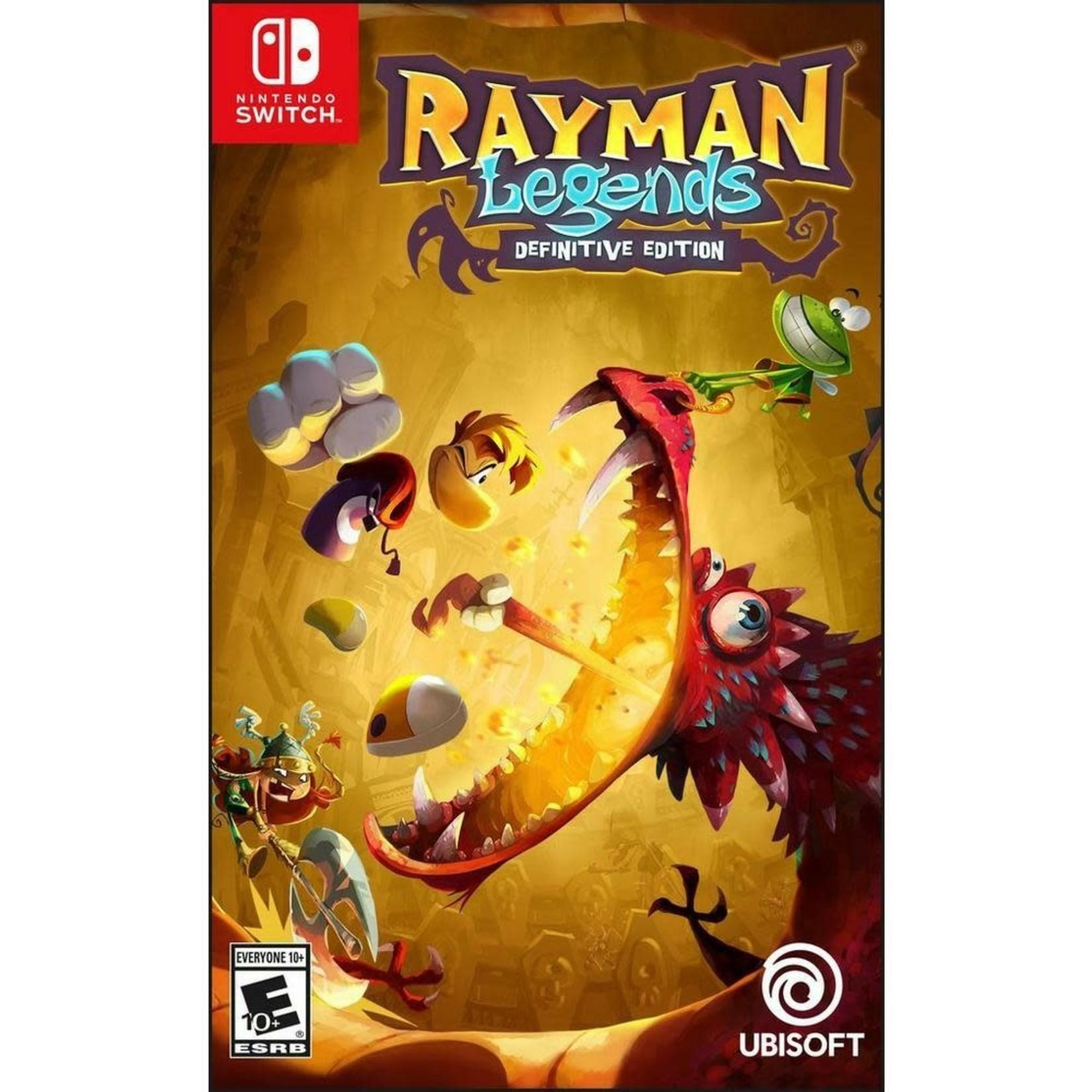 SWITCHU-Rayman Legends Definitive Edition