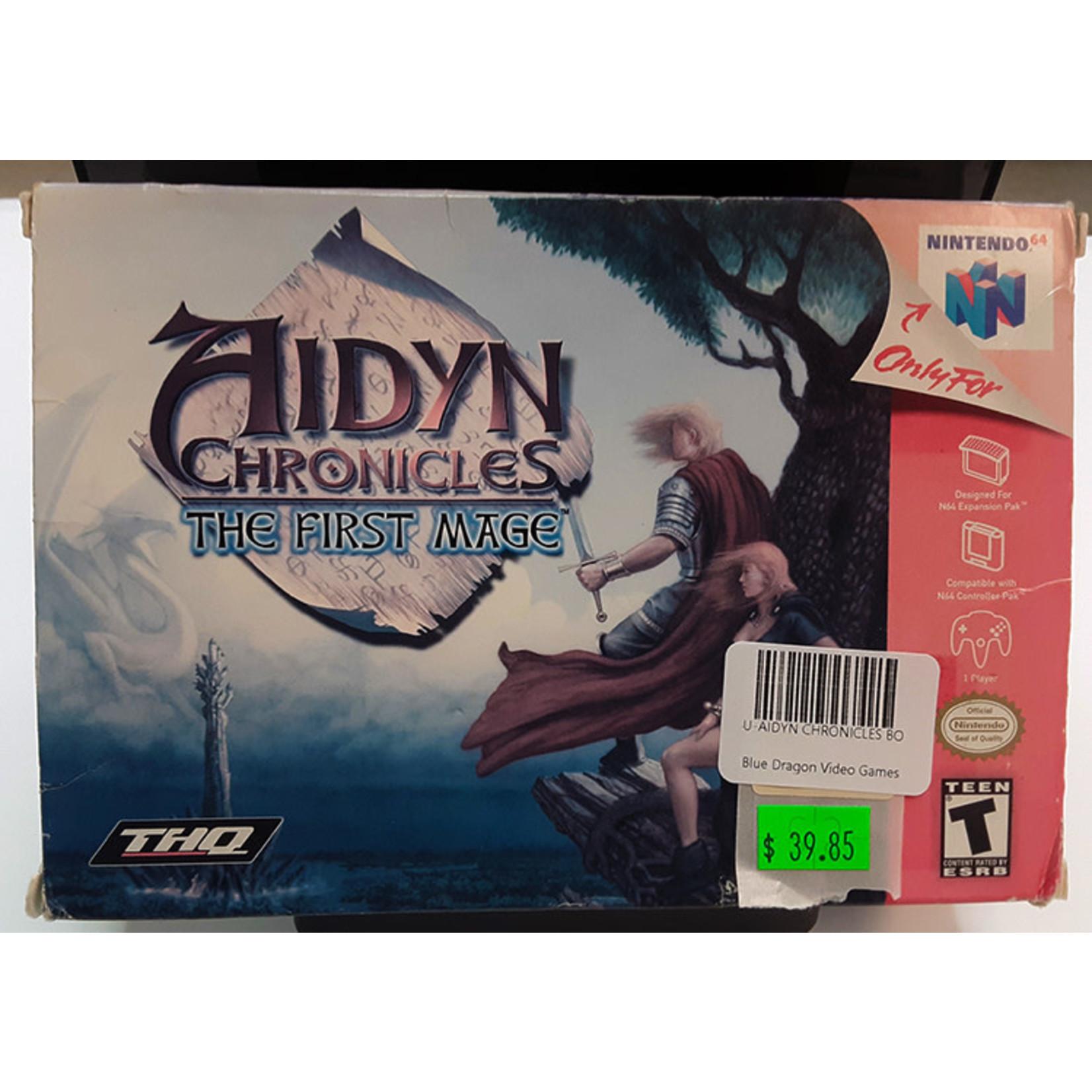N64U-AIDYN CHRONICLES BOXED