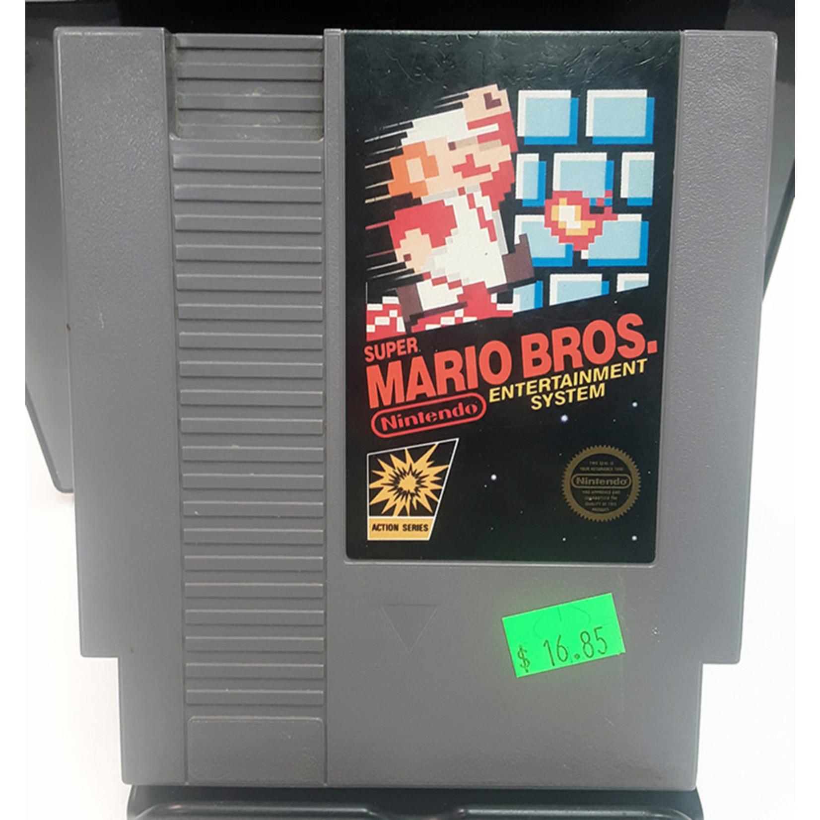 NESU-Mario Bros (cartridge)