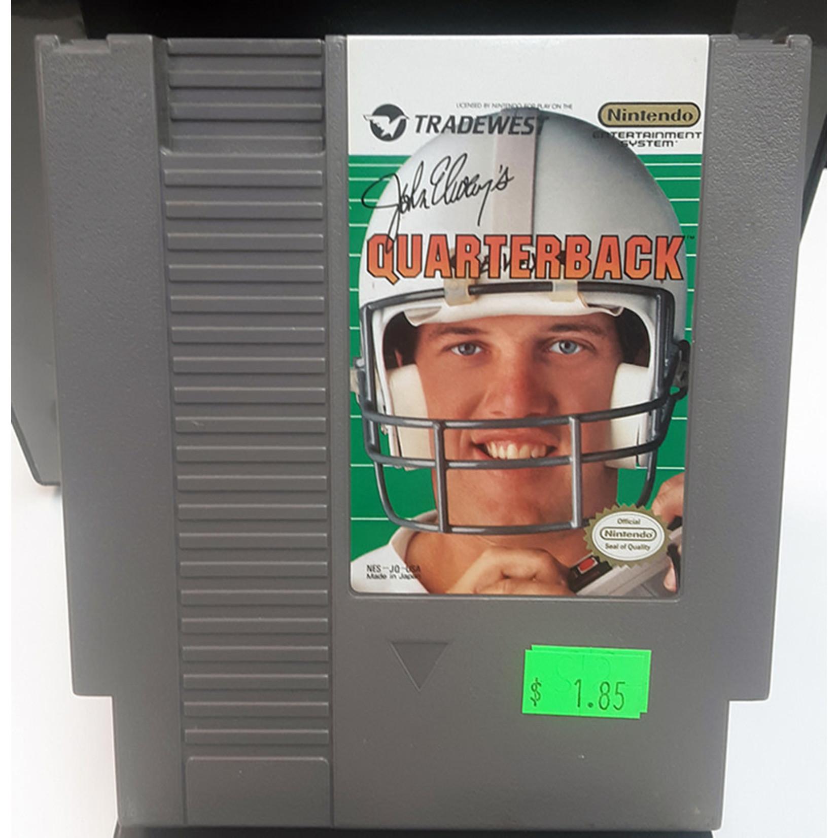 nesu-John Elway'S Quarterback (cartridge)
