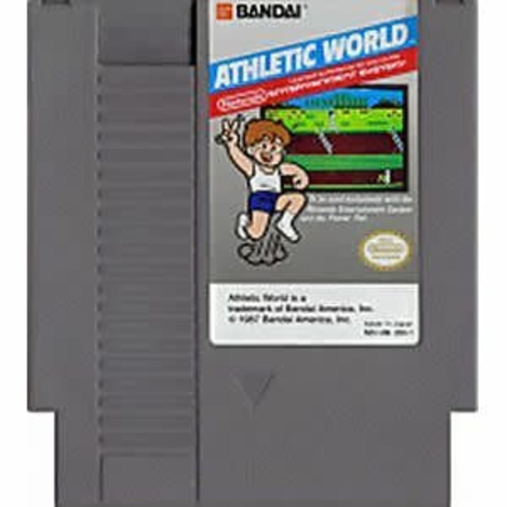 nesu-Athletic World (cartridge)