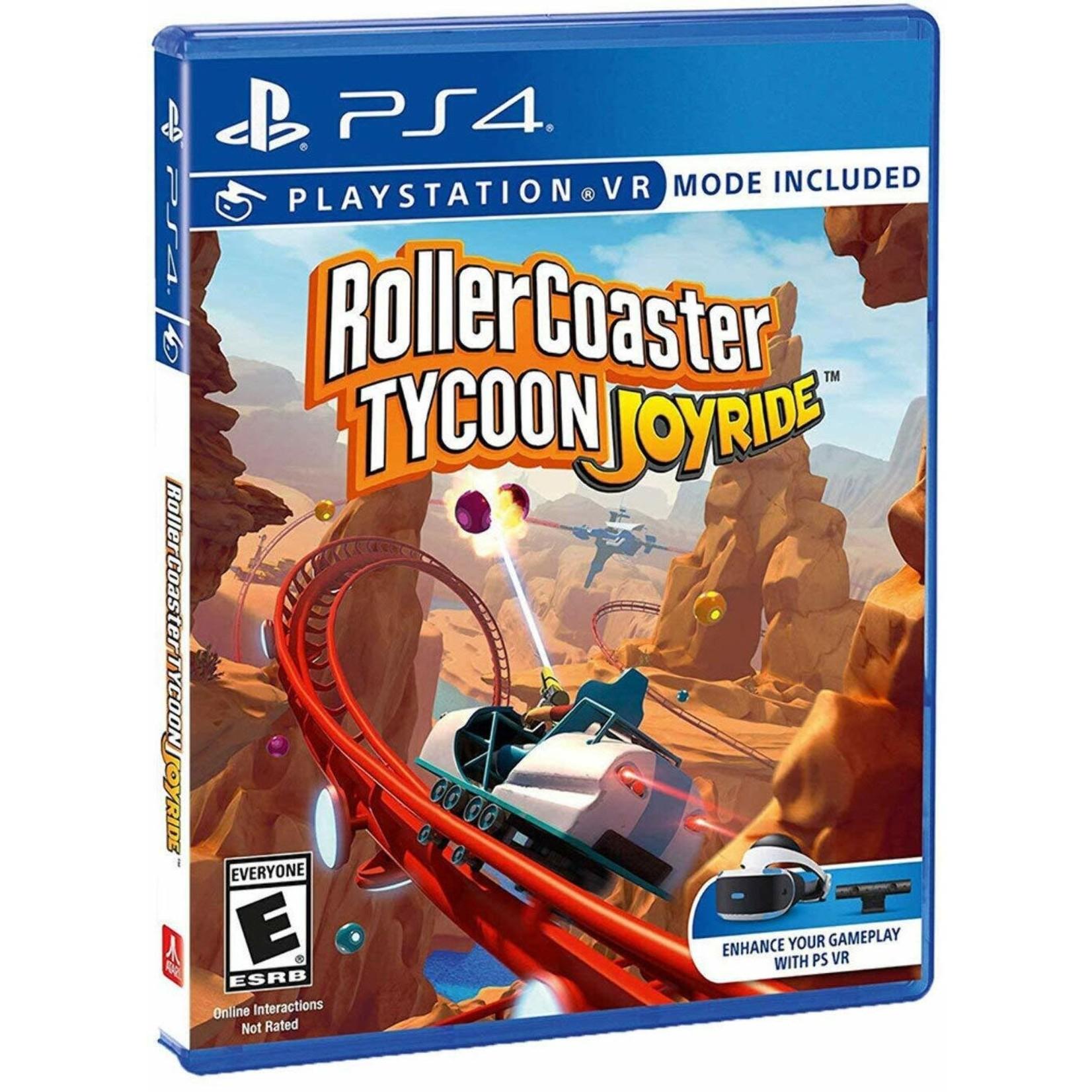PS4-Roller Coaster Tycoon Joyride