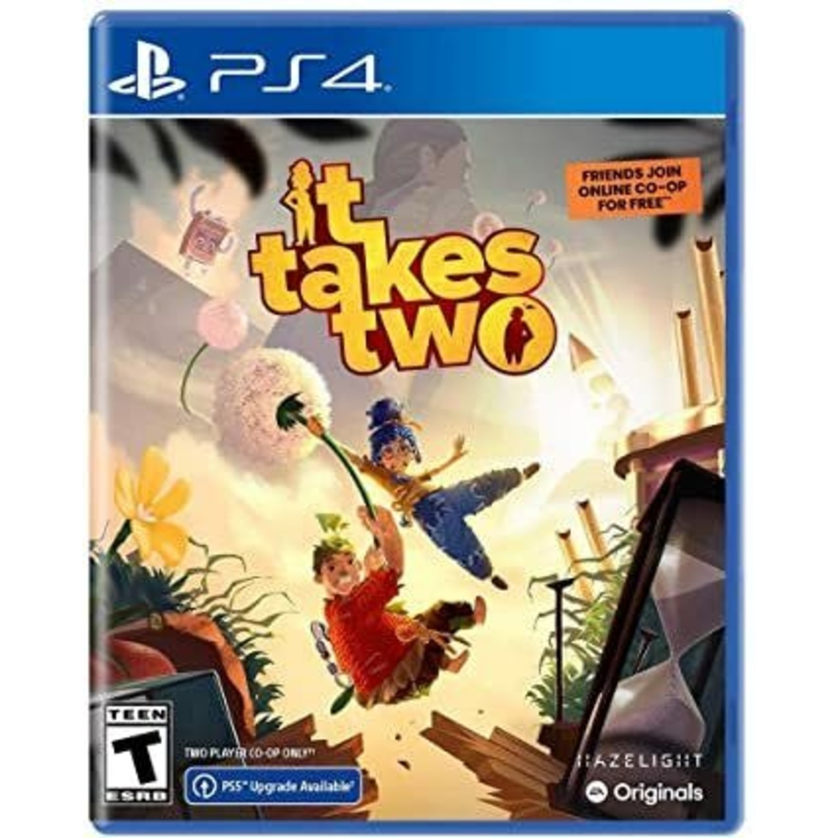 PS4-It Takes Two