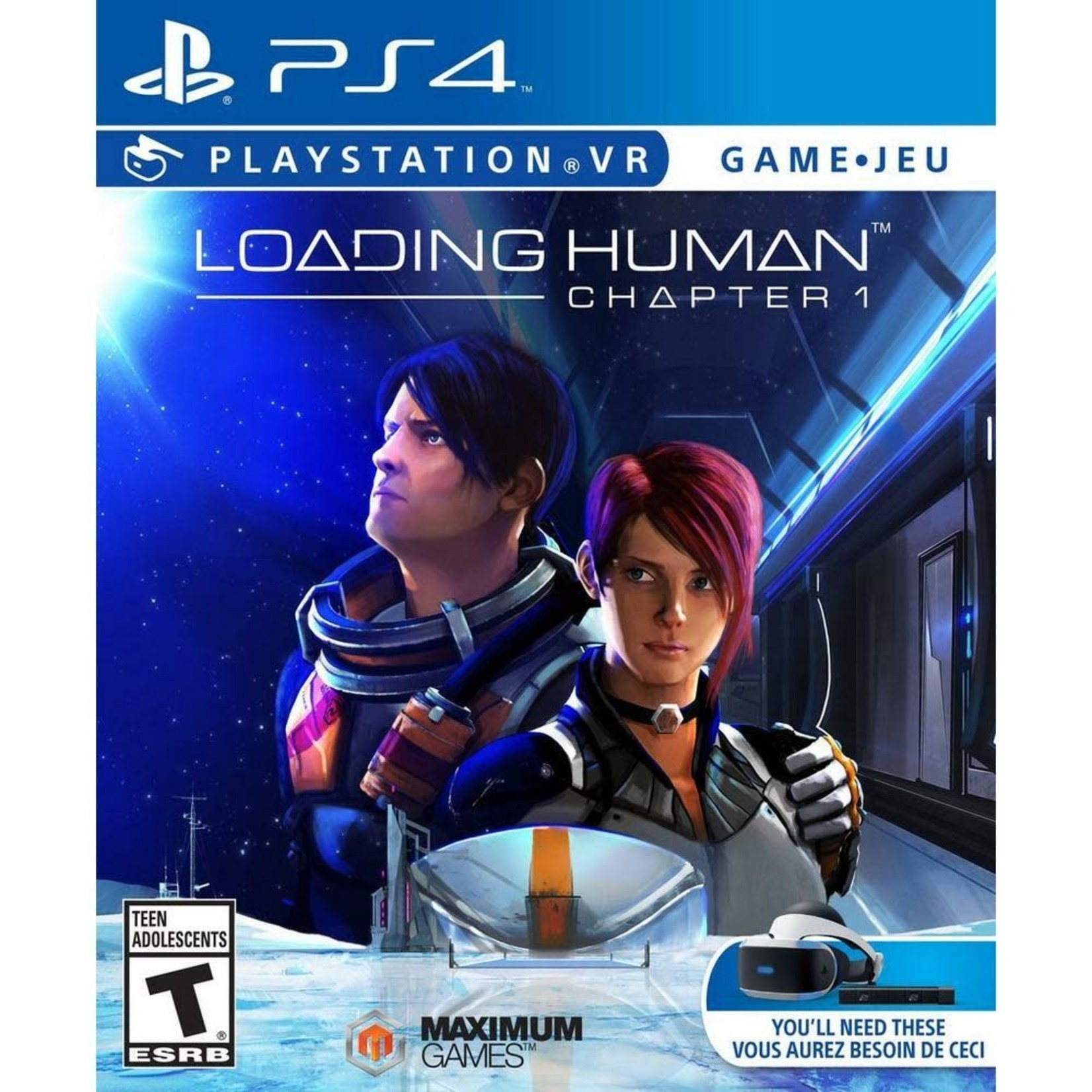 PS4-Loading Human: Chapter 1