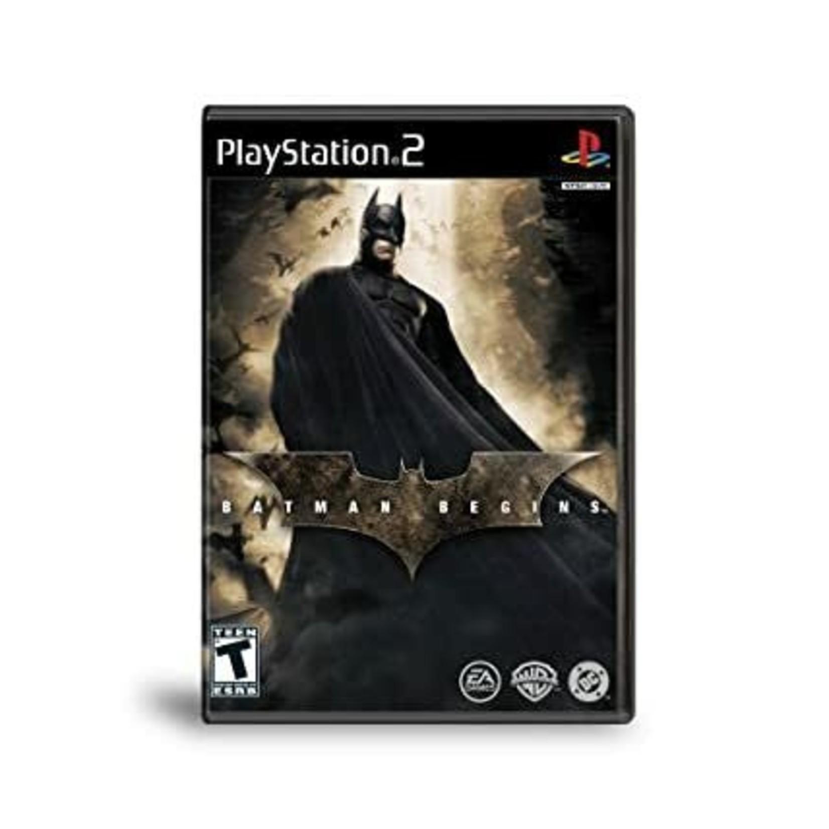 PS2U-Batman Begins