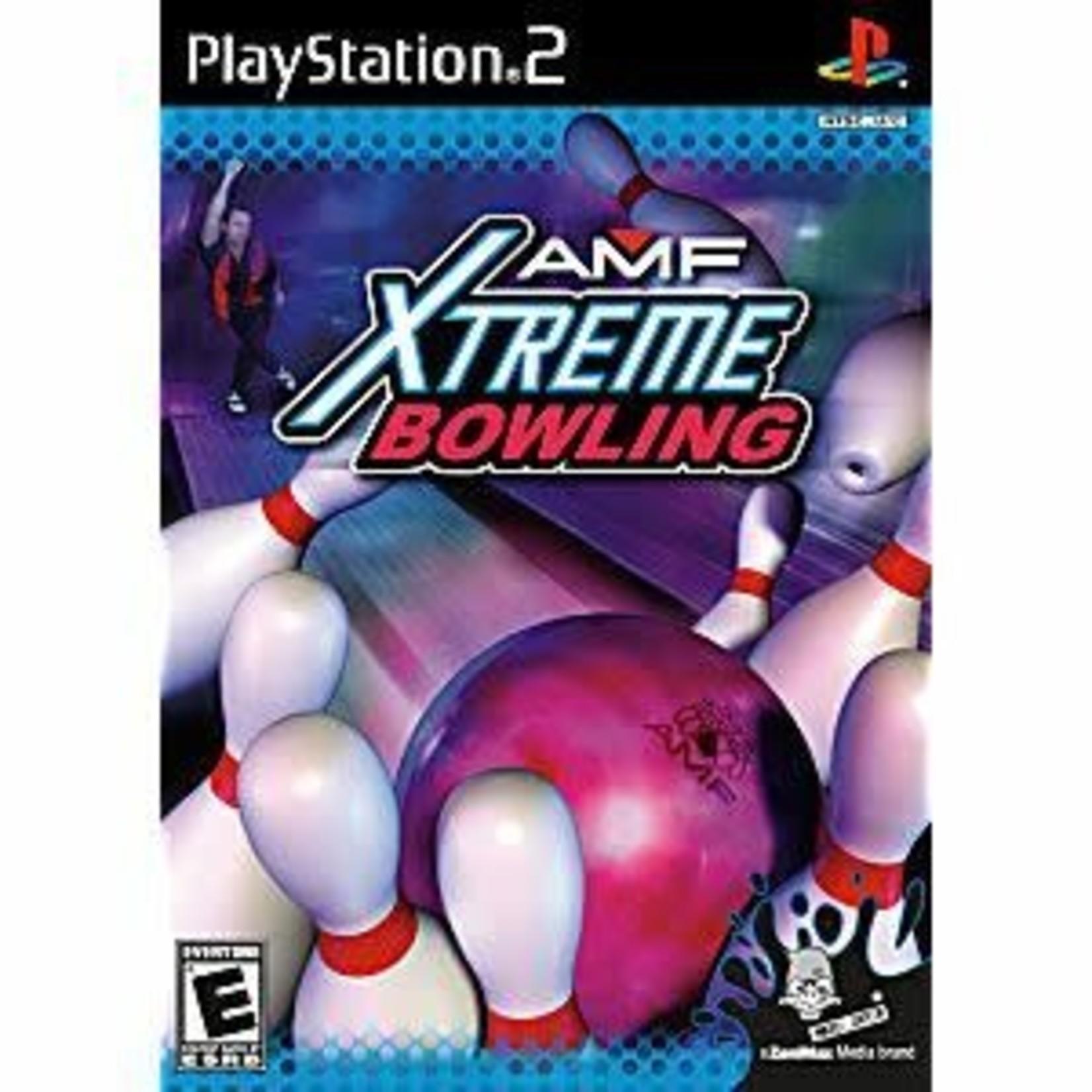 Ps2u-AMF Xtreme Bowling