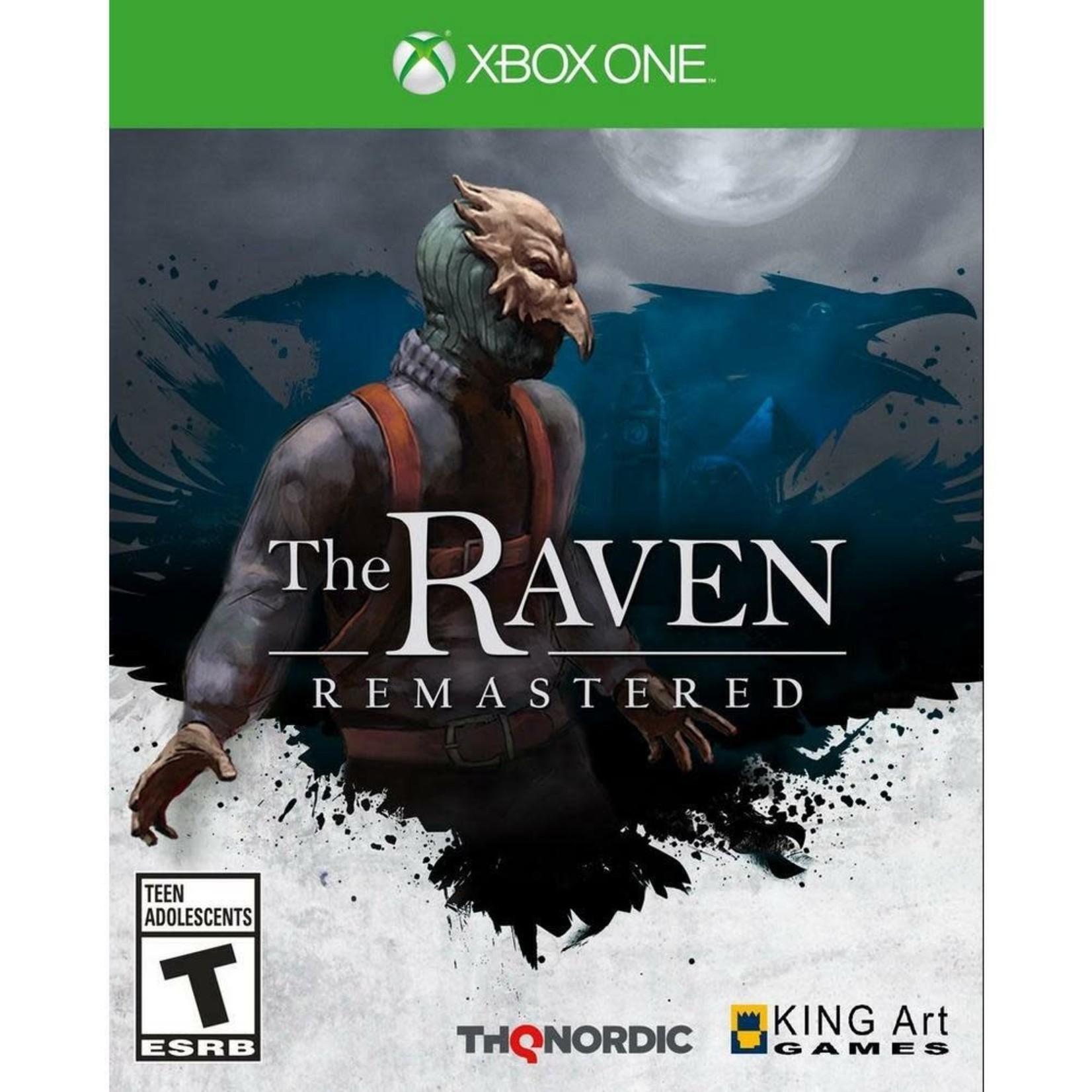 XB1U-The Raven Remastered