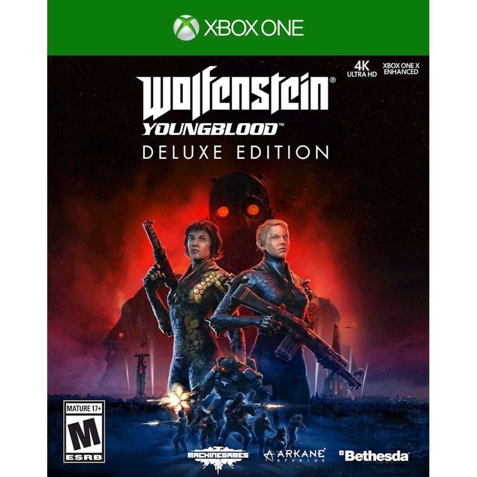 XB1-Wolfenstein: Youngblood Deluxe Edition