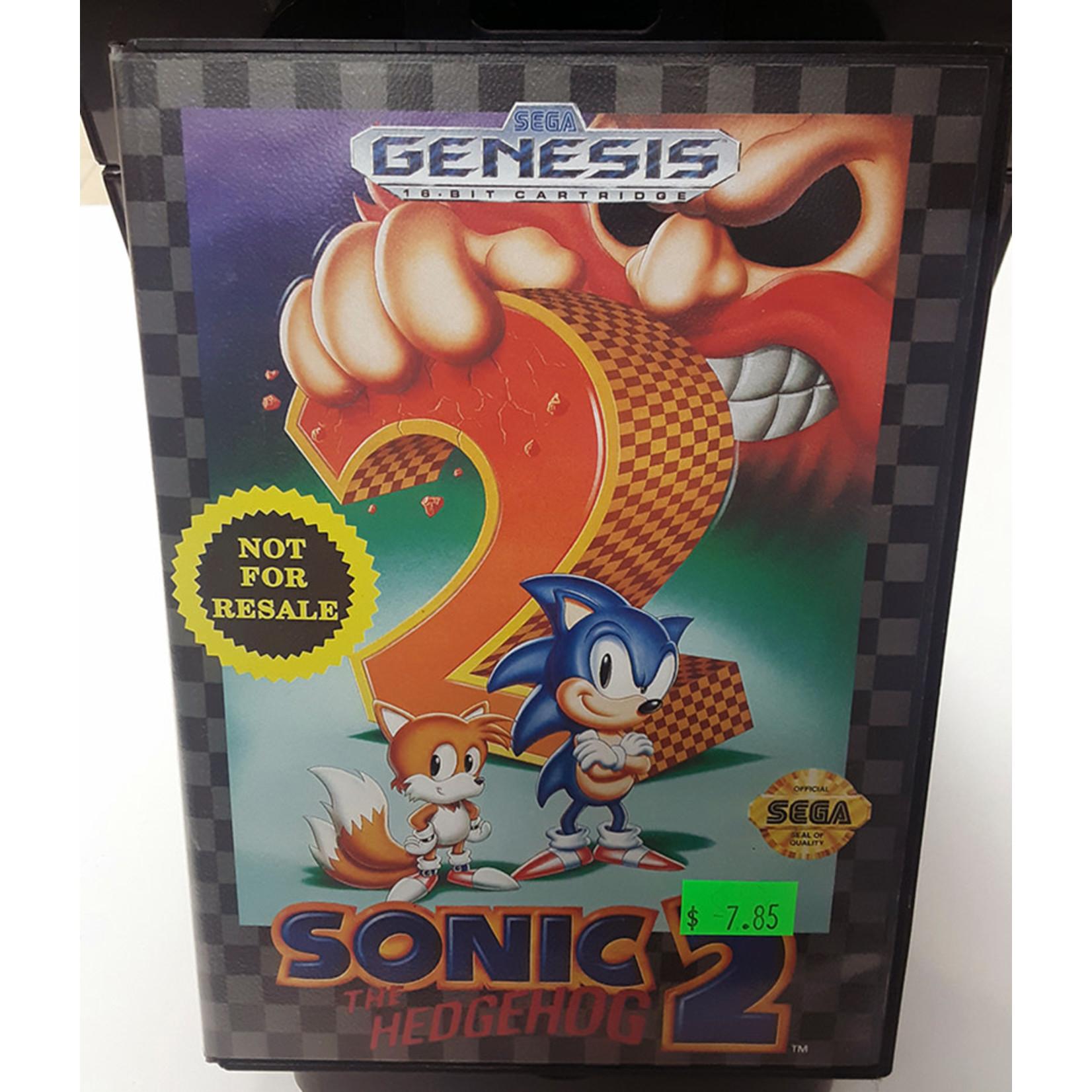 sgu-Sonic The Hedgehog 2 (in box)
