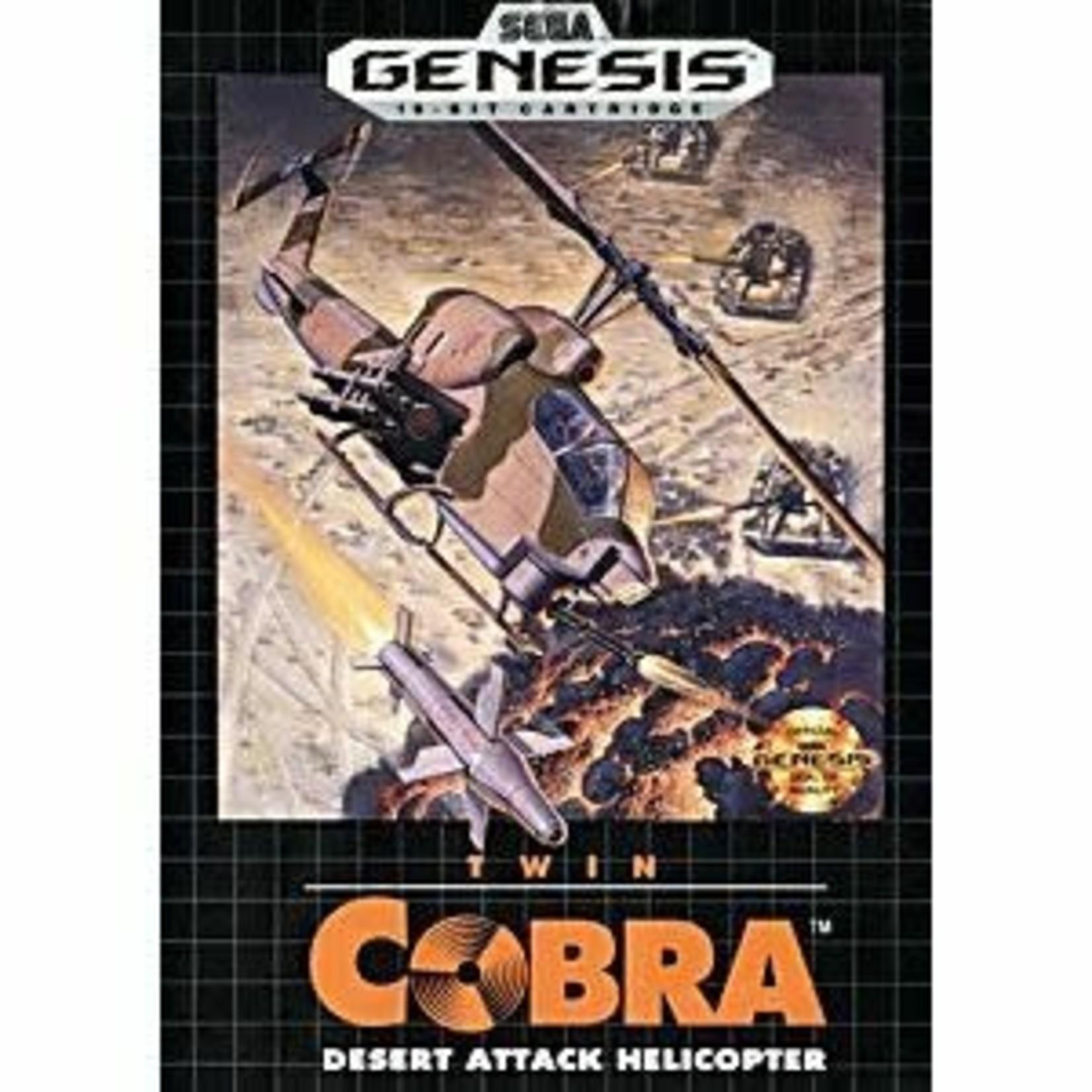 SGU-Twin Cobra (Cartridge)