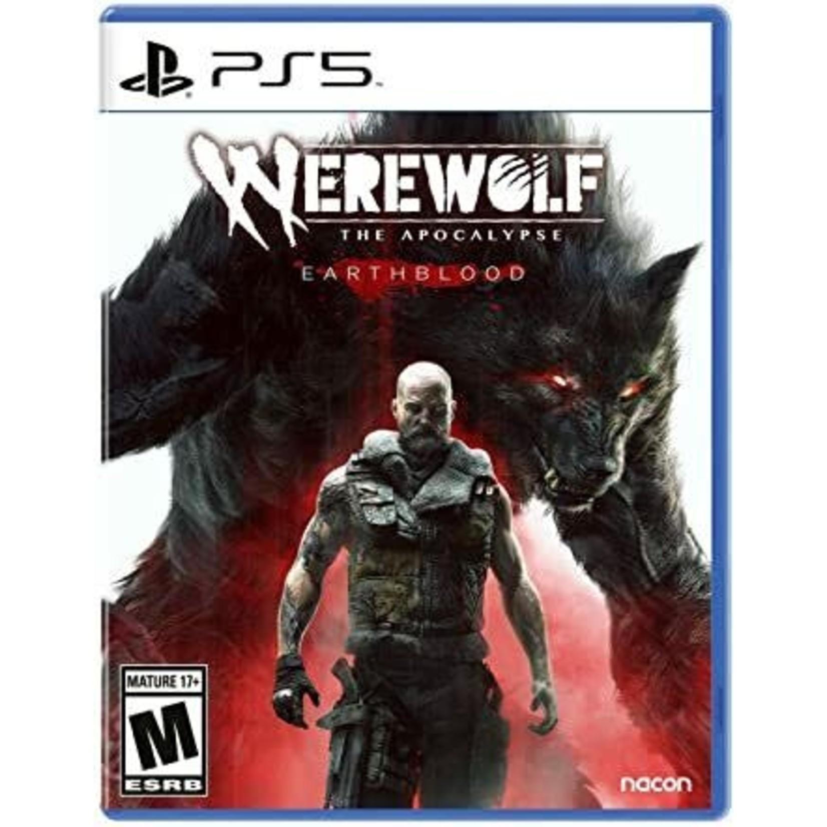 PS5U-Werewolf: The Apocalypse Earthblood