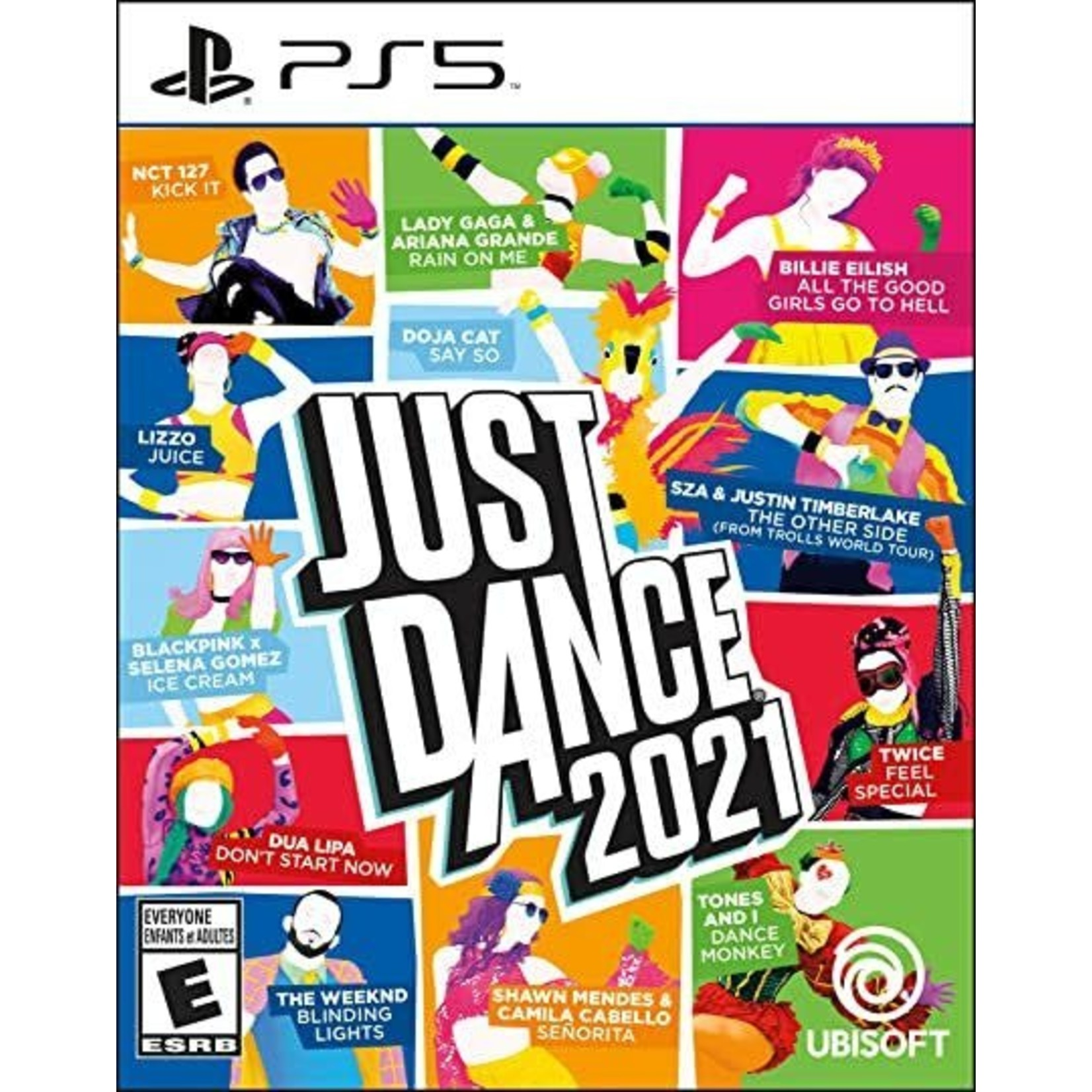 PS5U-Just Dance 2021