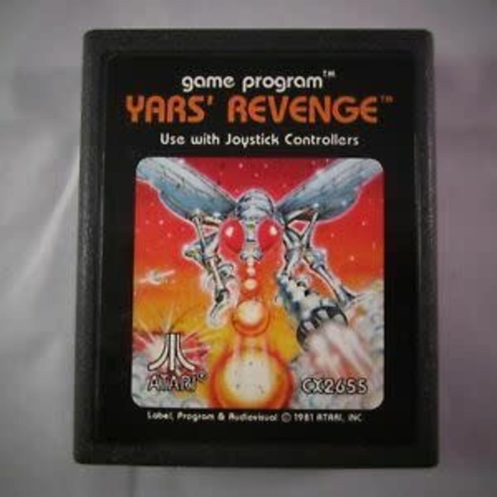 ATARIU-Yars' Revenge (CART ONLY)