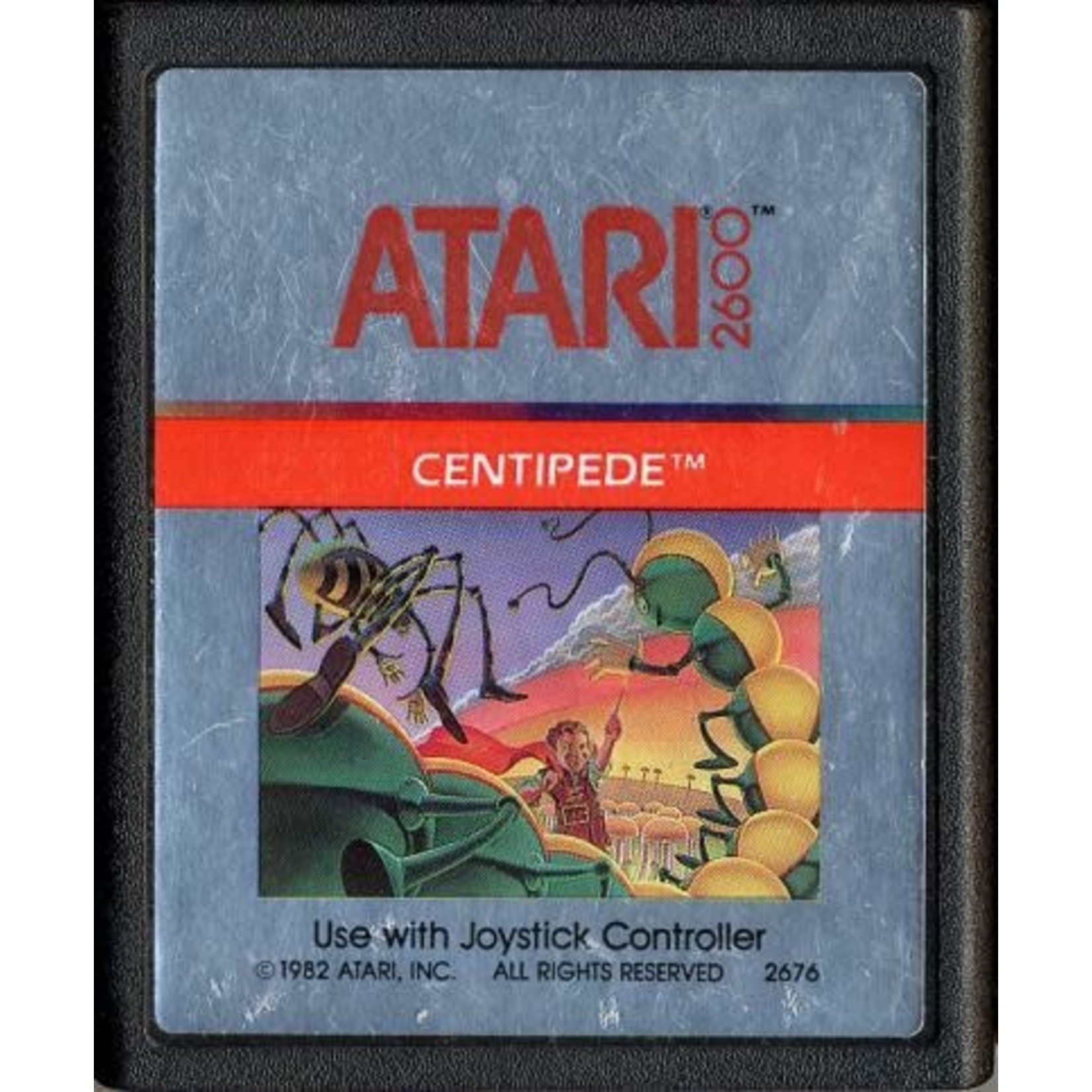 atariu-Centipede (cart only)
