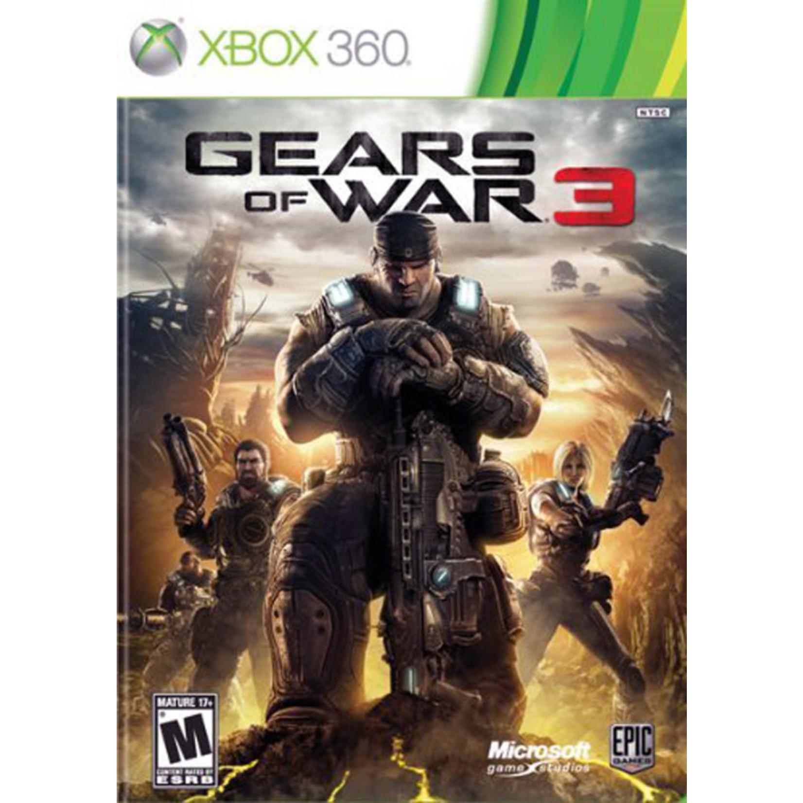 X3U-Gears of War 3