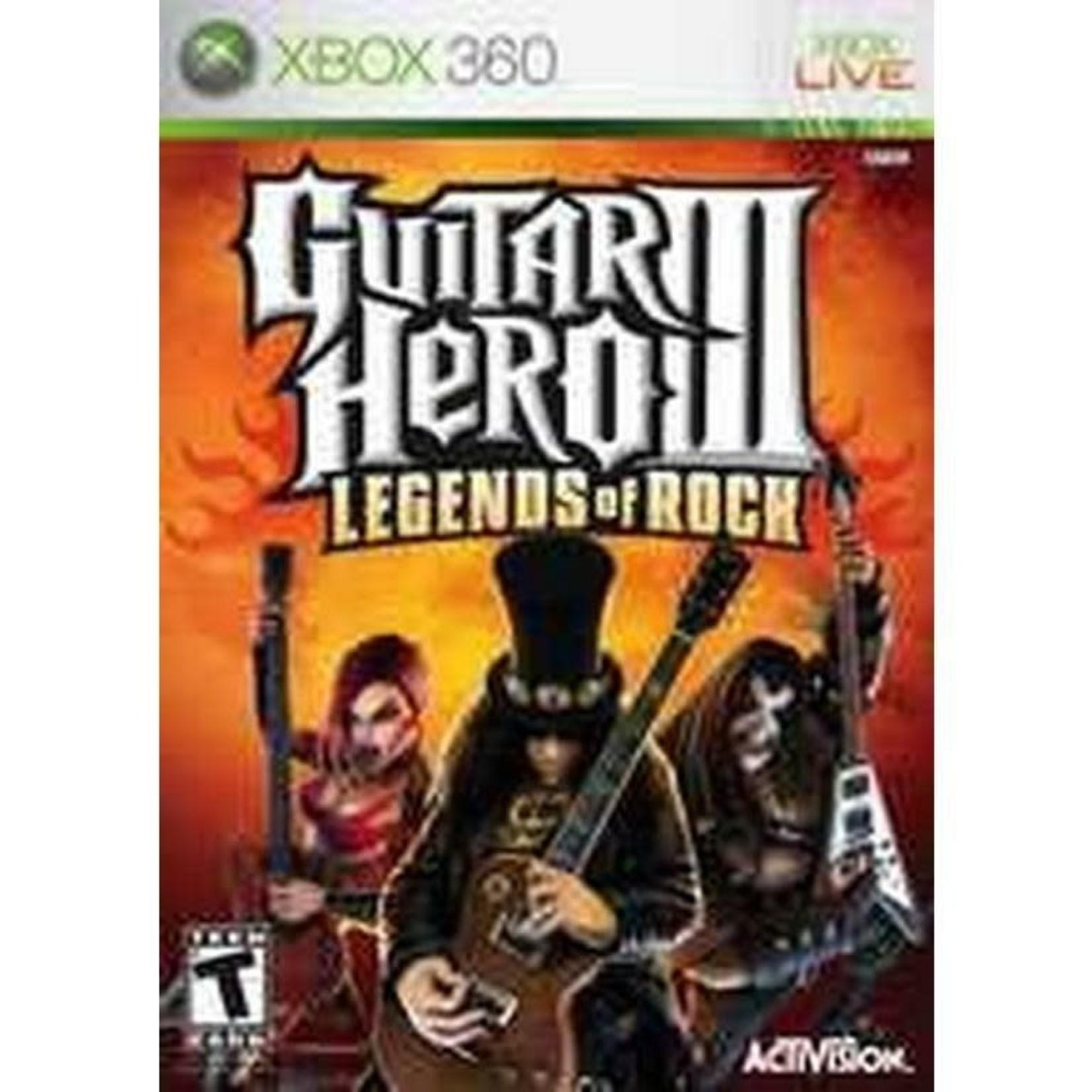 X3U-Guitar Hero III: Legends of Rock - Game Only