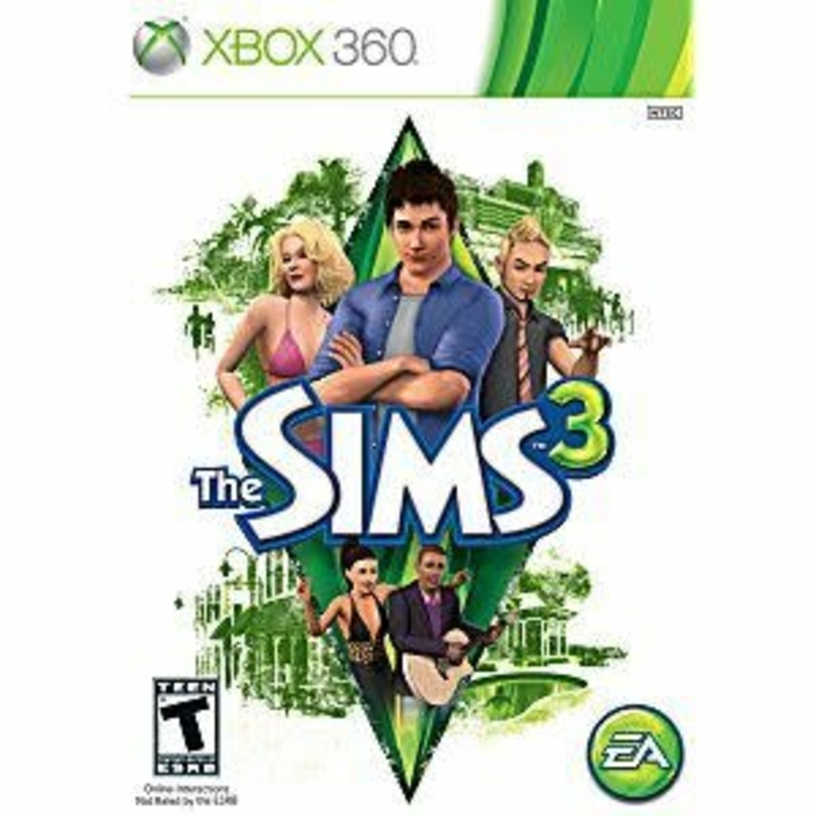 X3U-The Sims 3