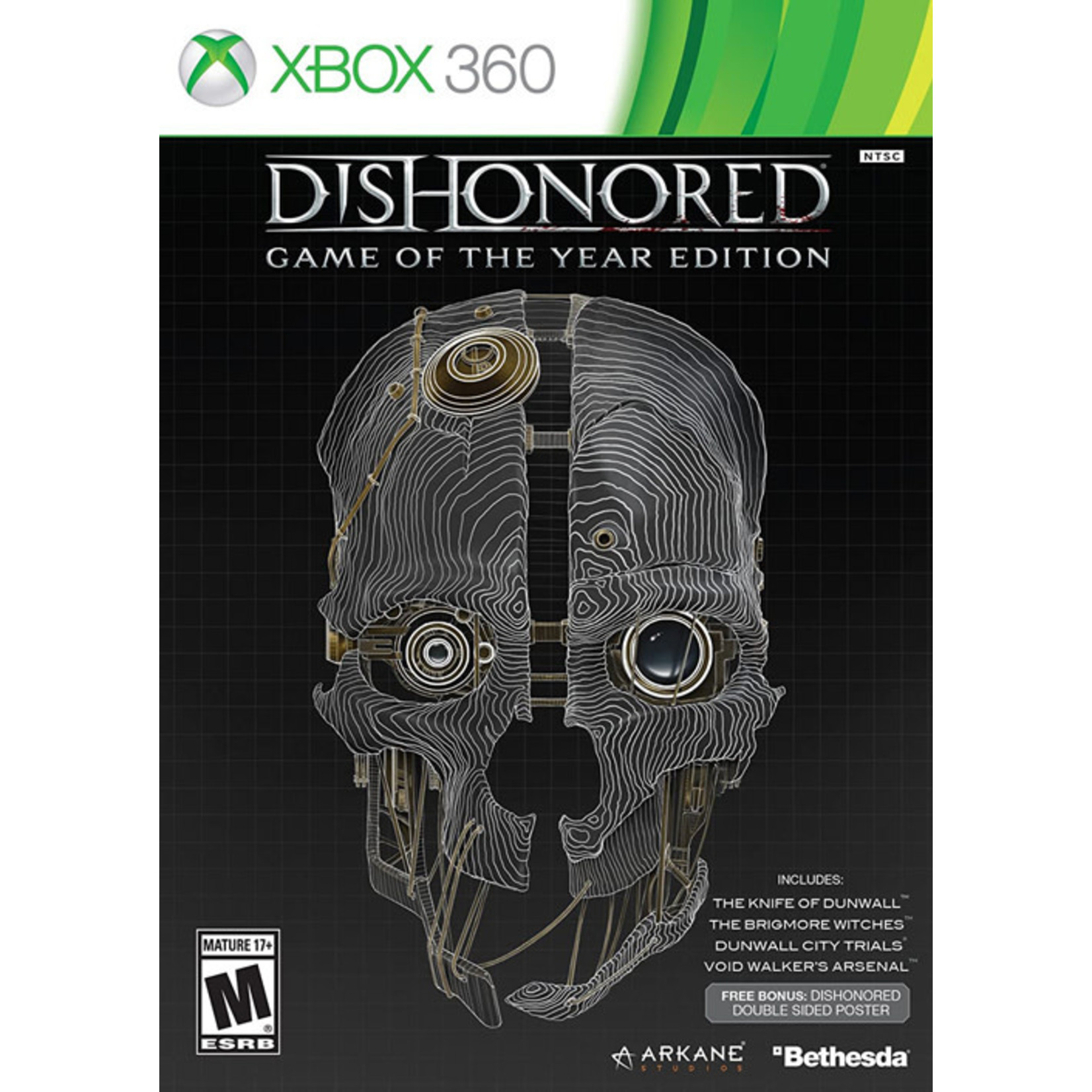 X3U-Dishonored Game of the Year Edition