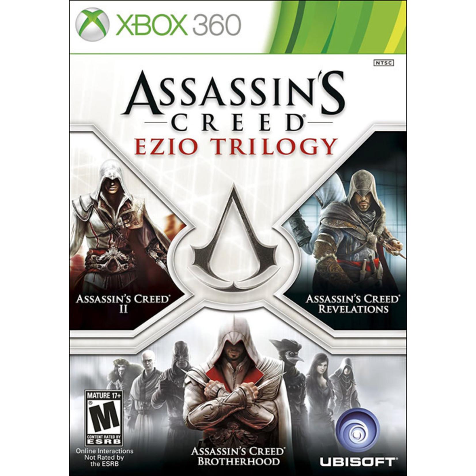 X3U-Assassin's Creed: Ezio Trilogy