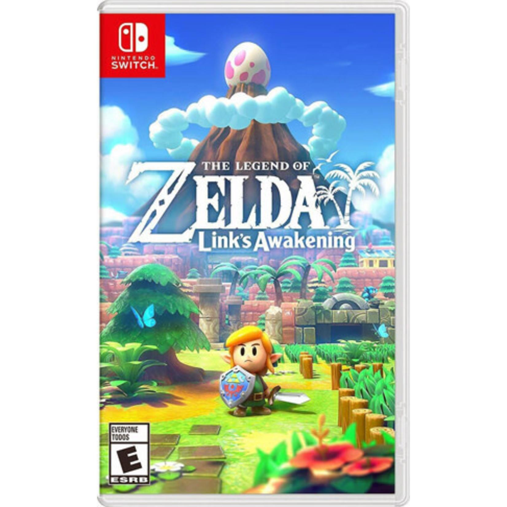 SWITCH-The Legend of Zelda: Link's Awakening
