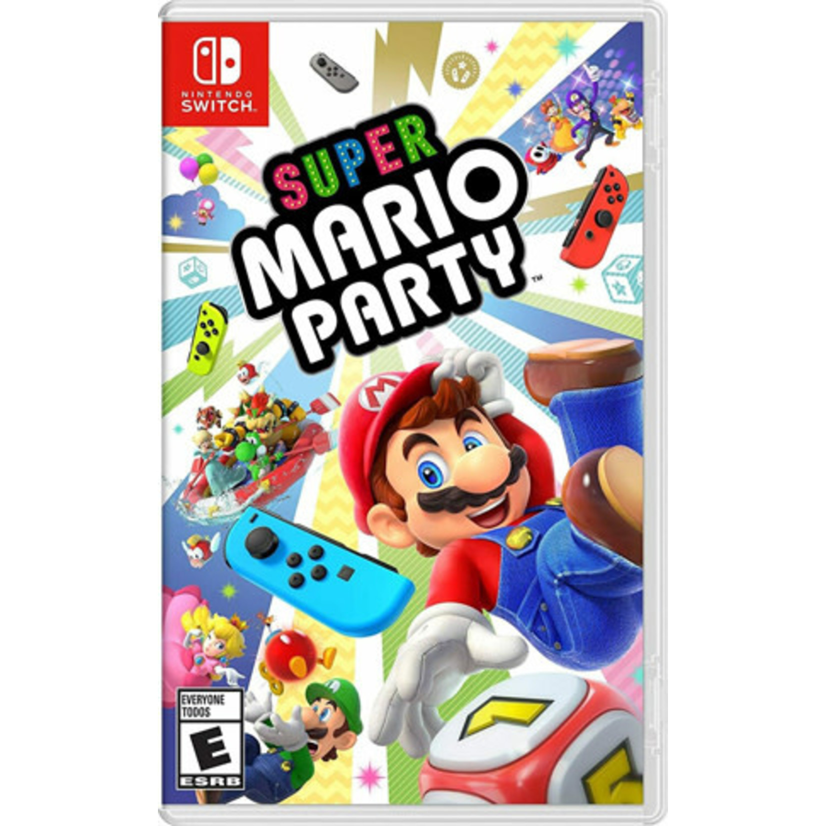 SWITCH-Super Mario Party