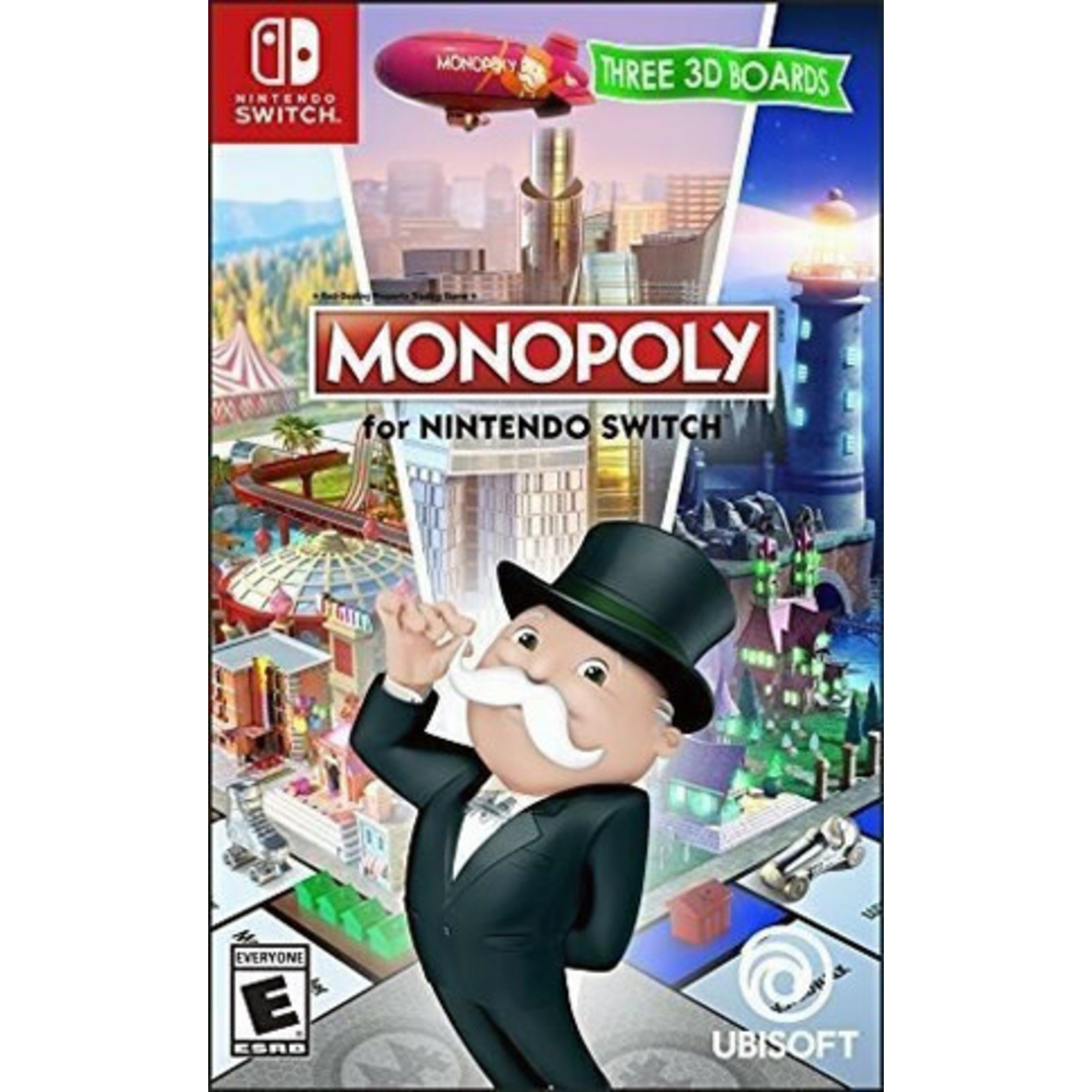 SWITCH-Monopoly for Nintendo Switch