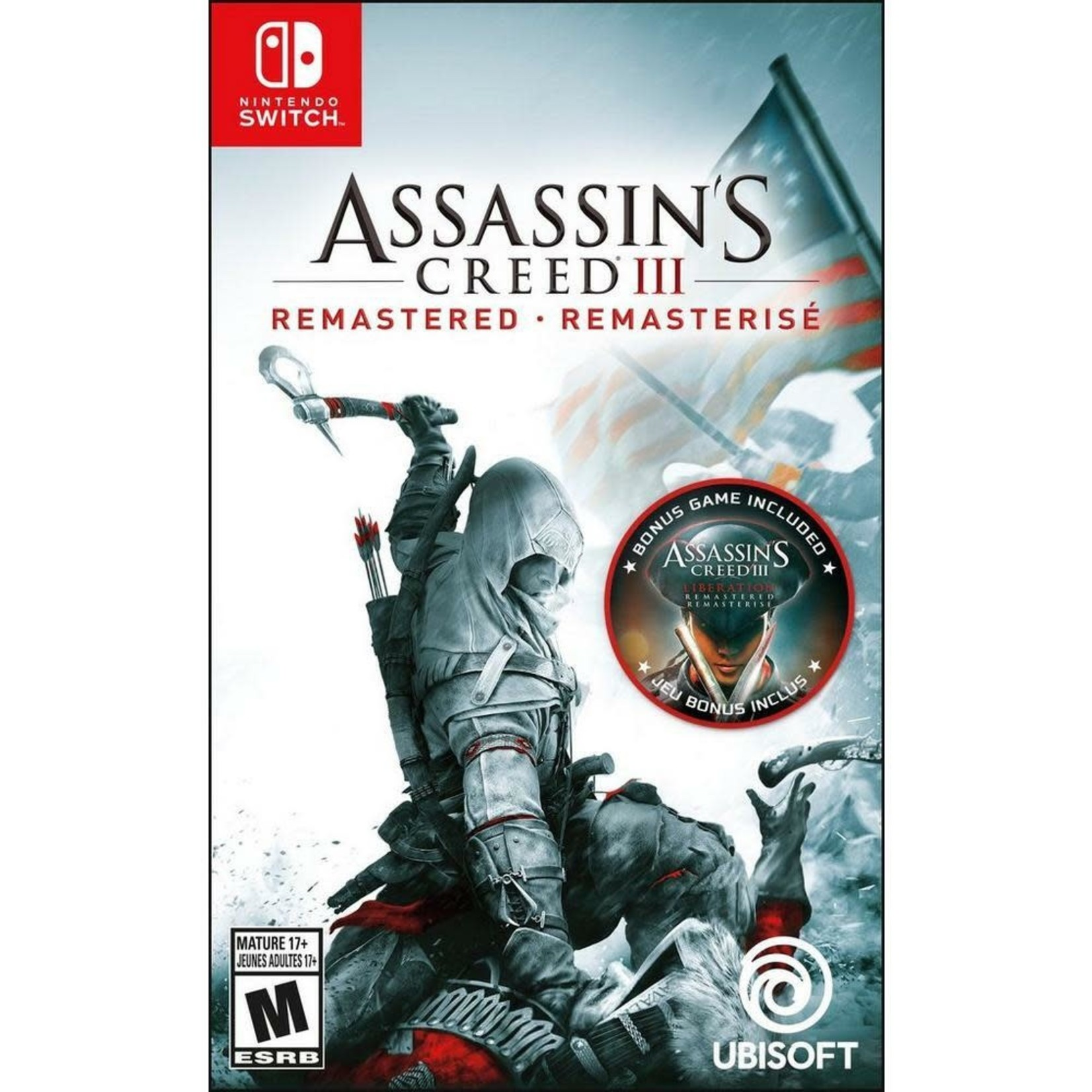SWITCHU-Assassin's Creed III Remastered