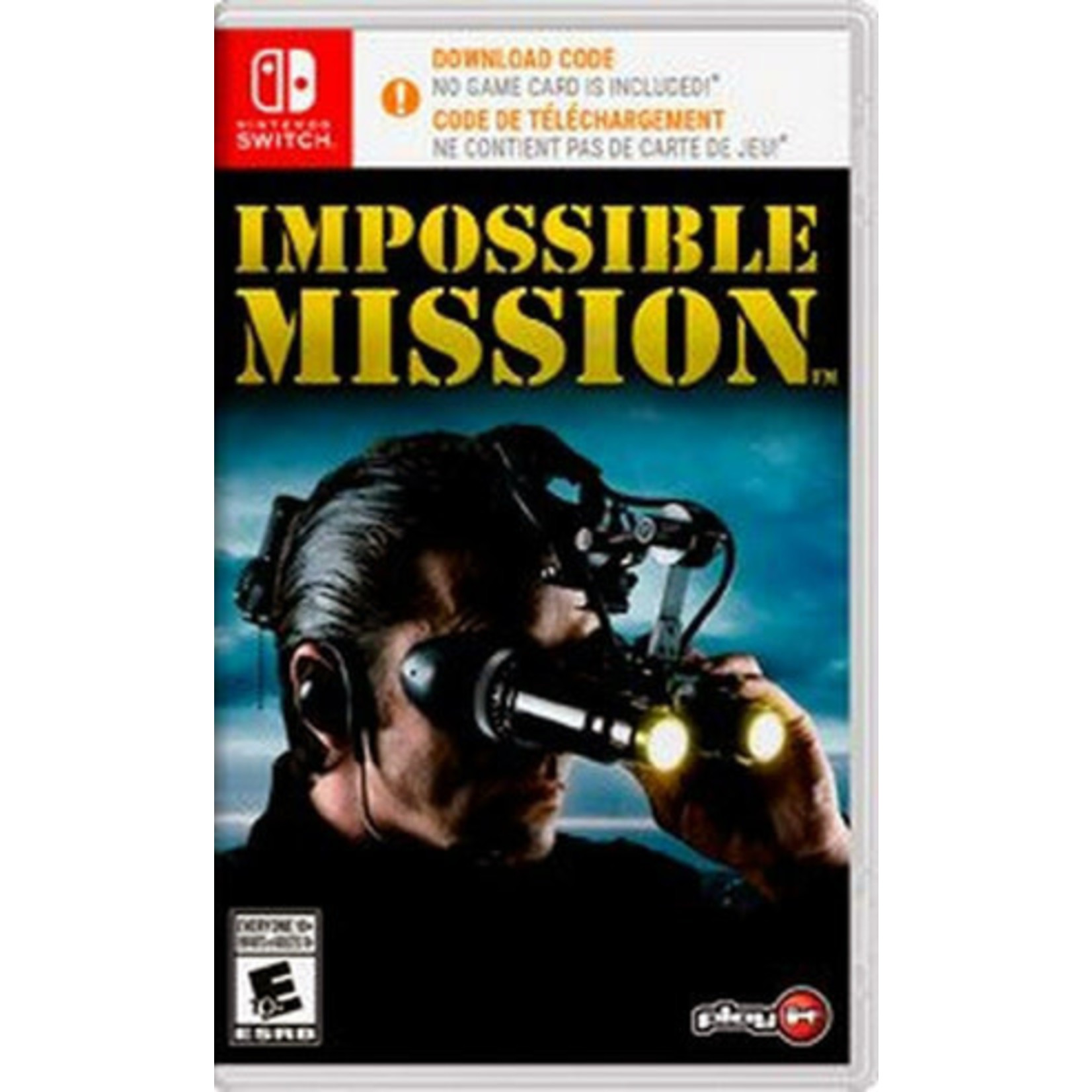 Switch-Impossible Mission