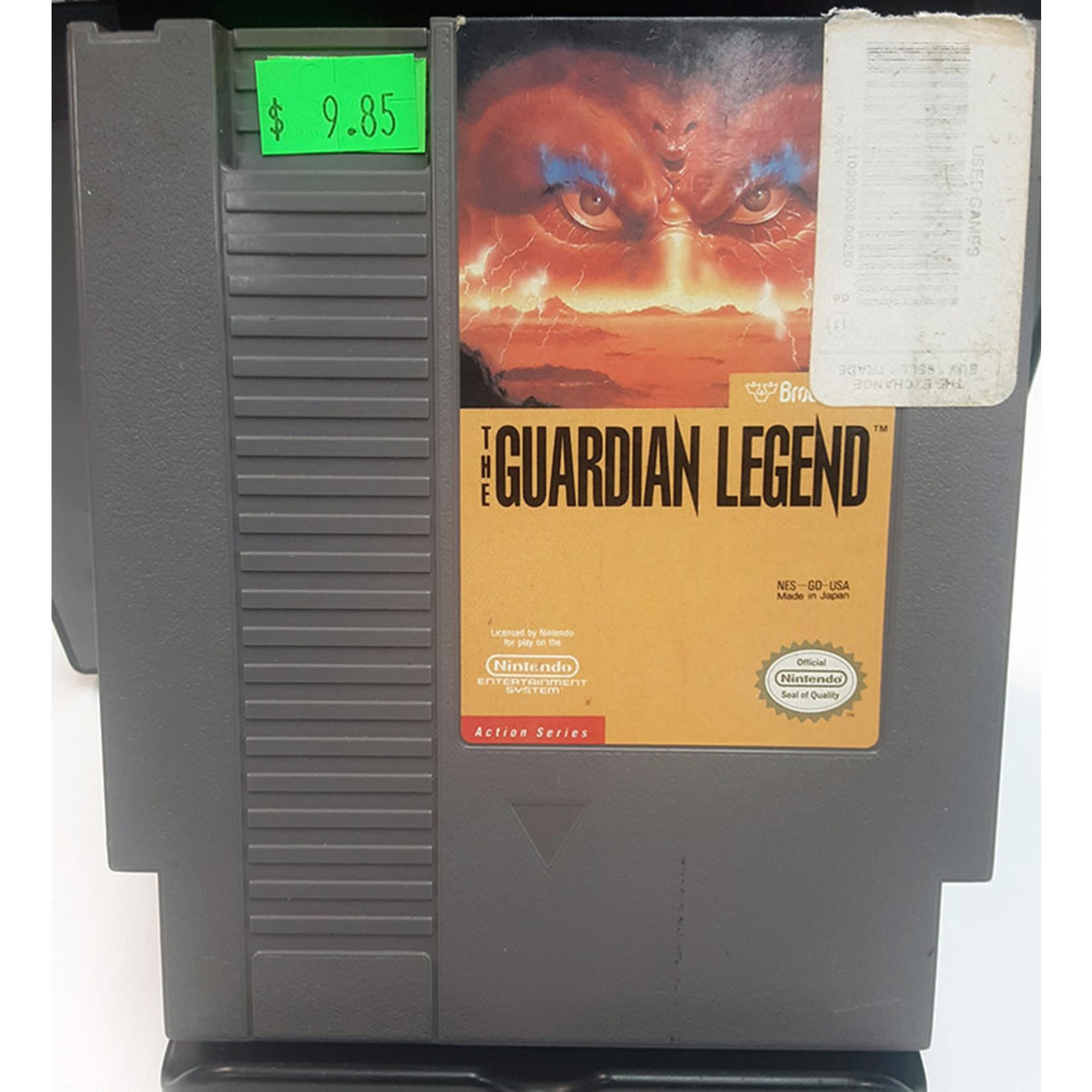 NESu-The Guardian Legend (cartridge)