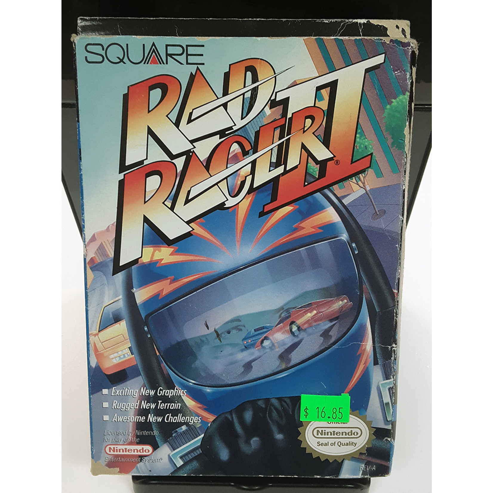 NESU-Rad Racer II (in box)