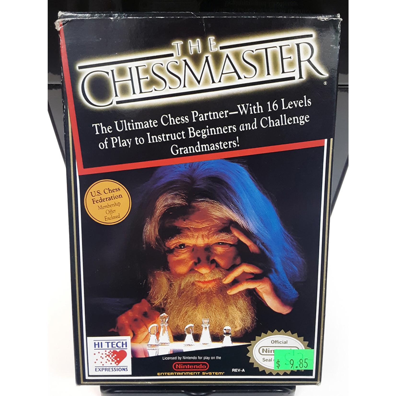 NESU-The Chessmaster (in box)
