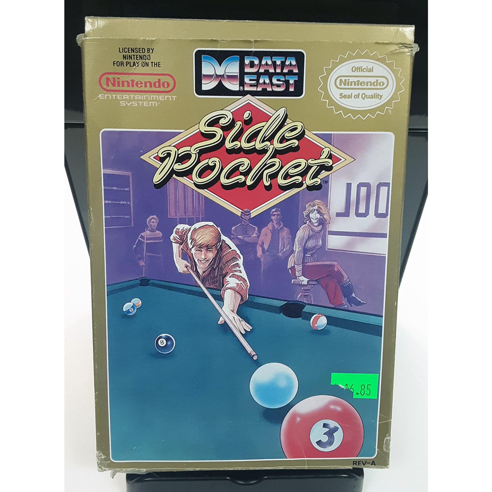 NESU-Side Pocket (in box)