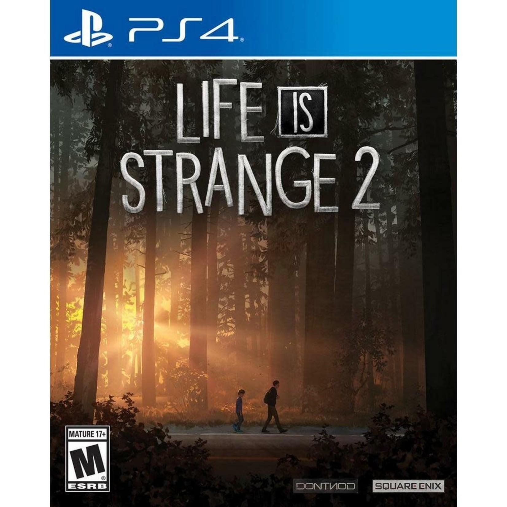 PS4-Life is Strange 2