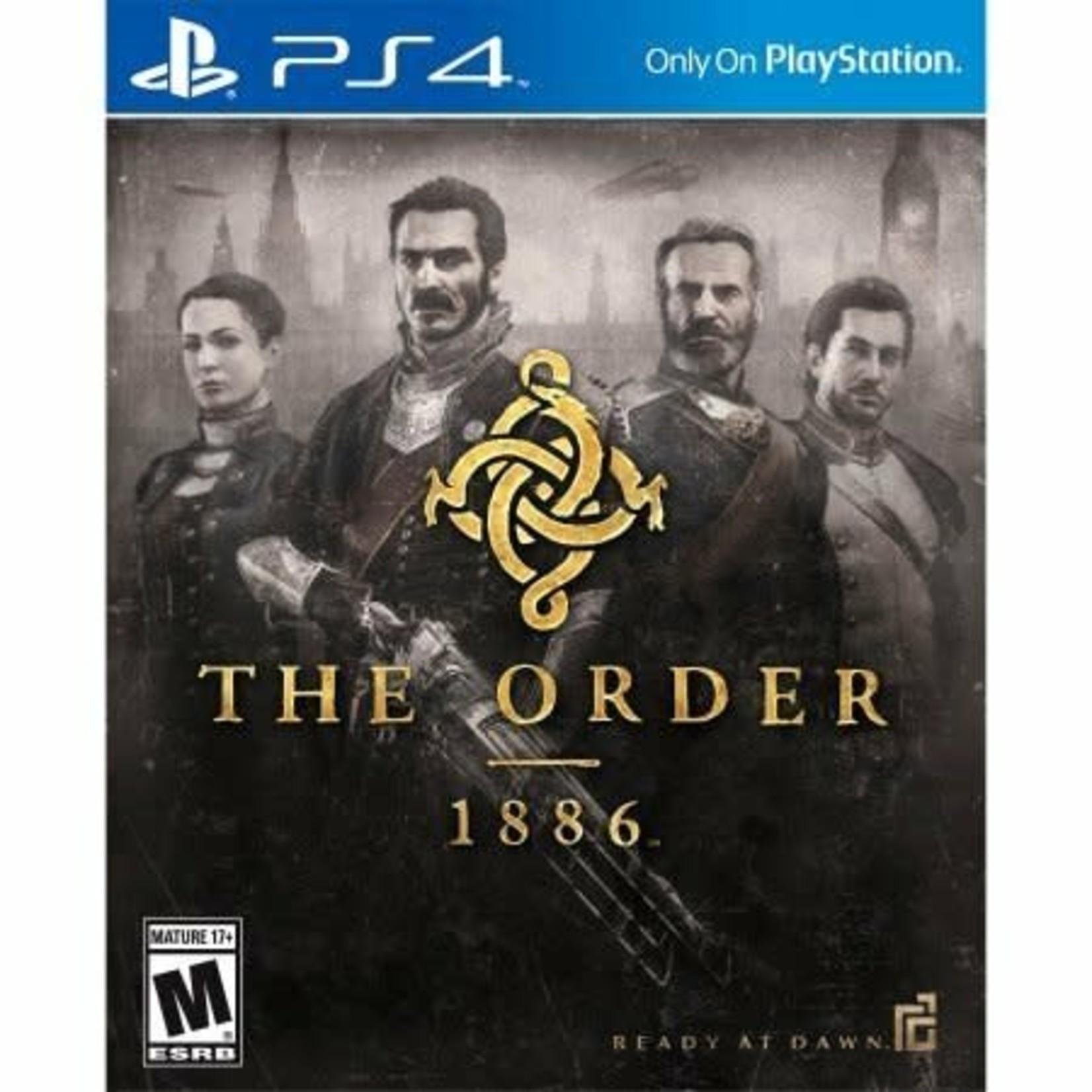PS4U-The Order: 1886
