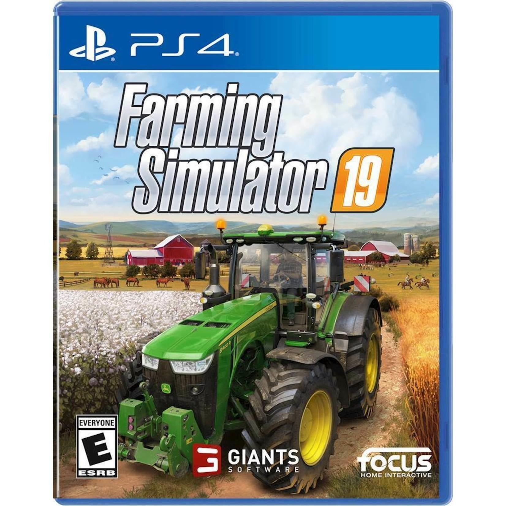 PS4U-Farming Simulator 19