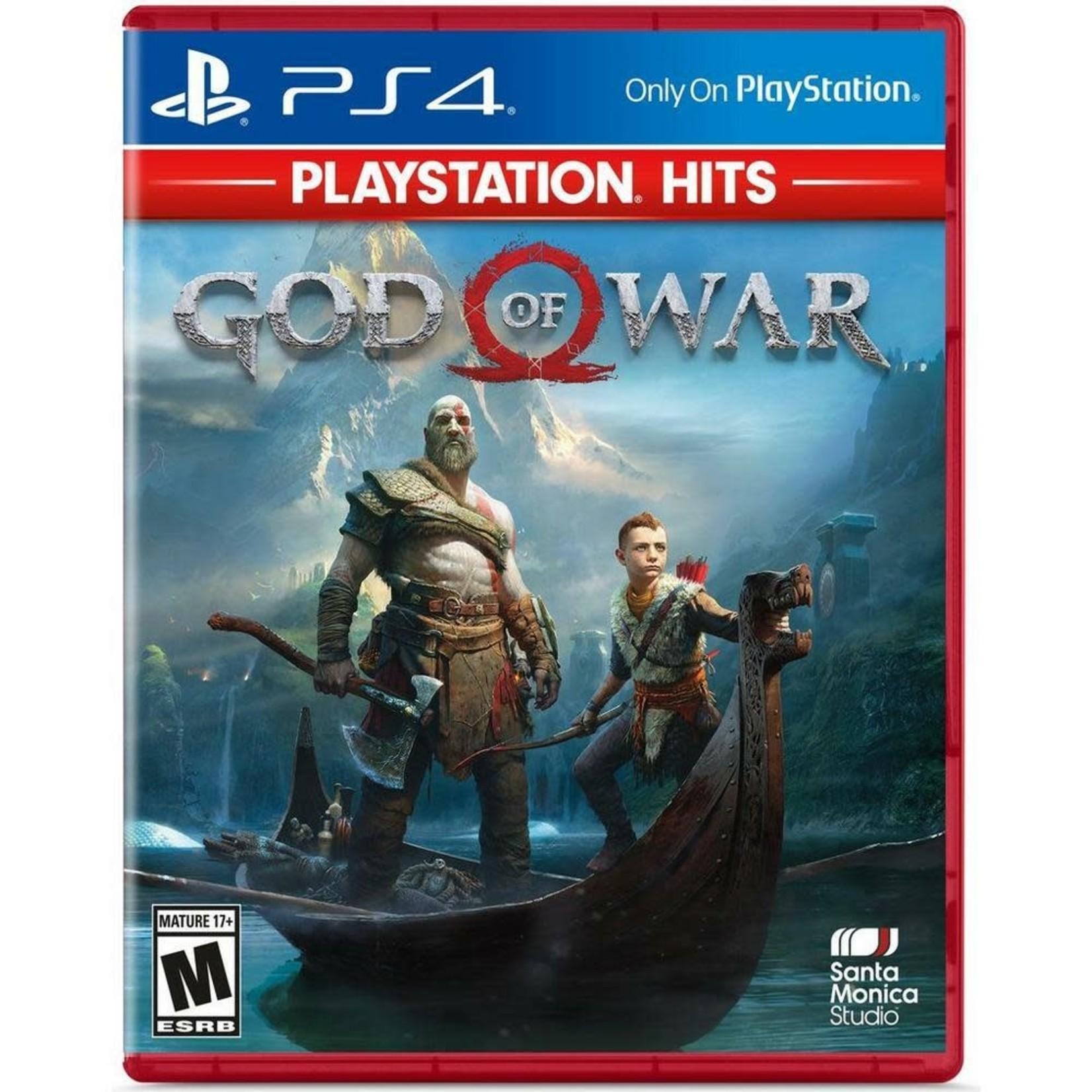 PS4-God of War