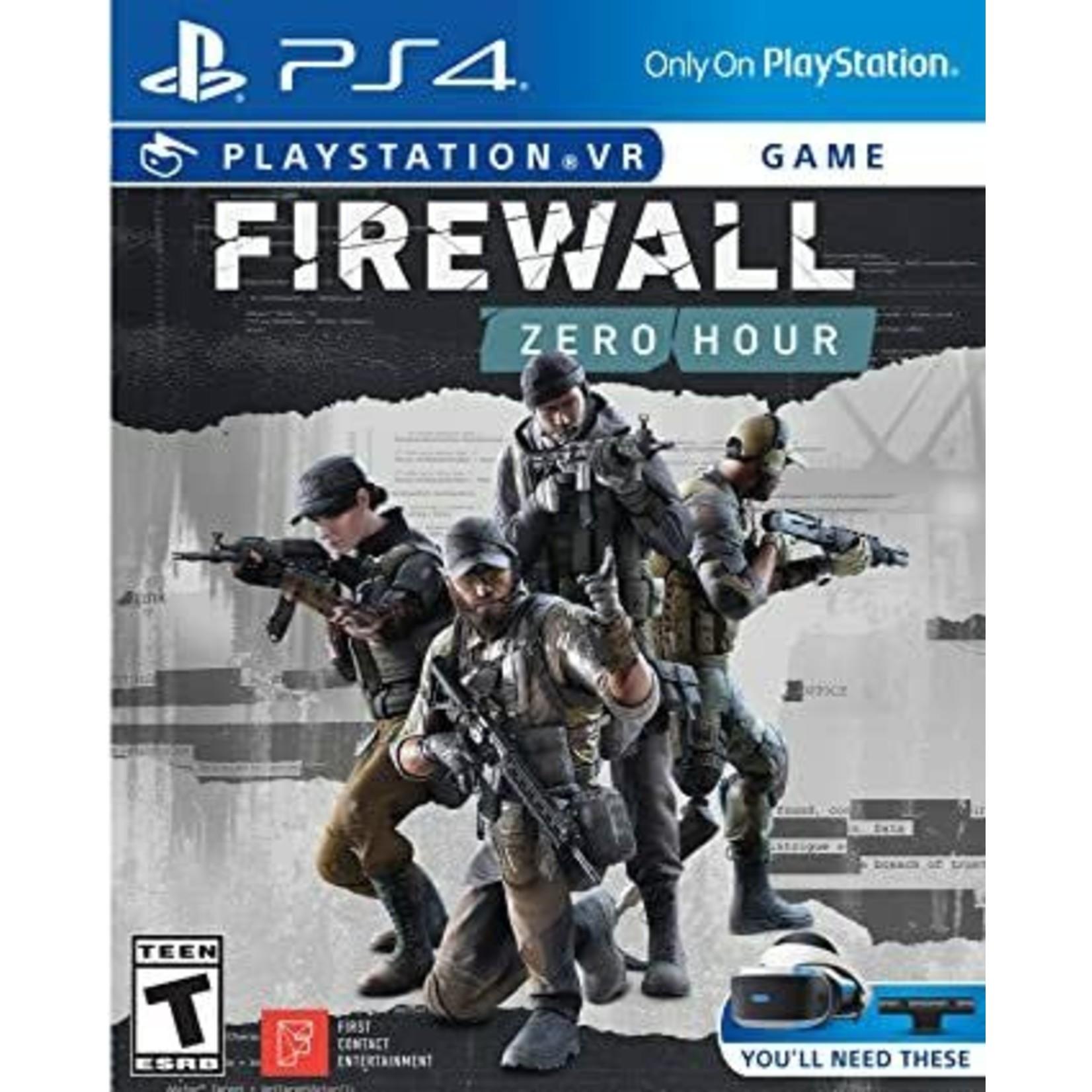 PS4U-Firewall Zero Hour