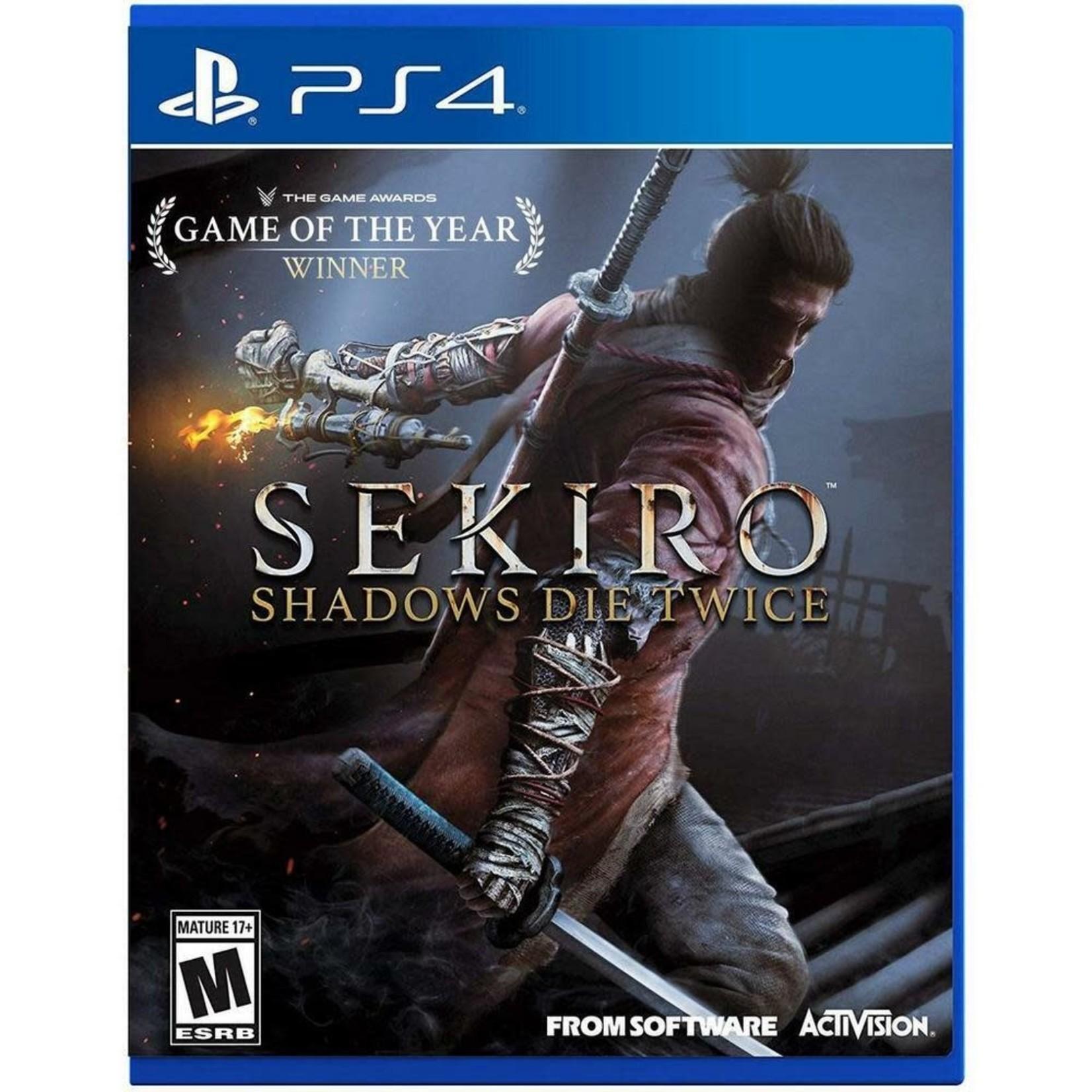 PS4-Sekiro: Shadows Die Twice