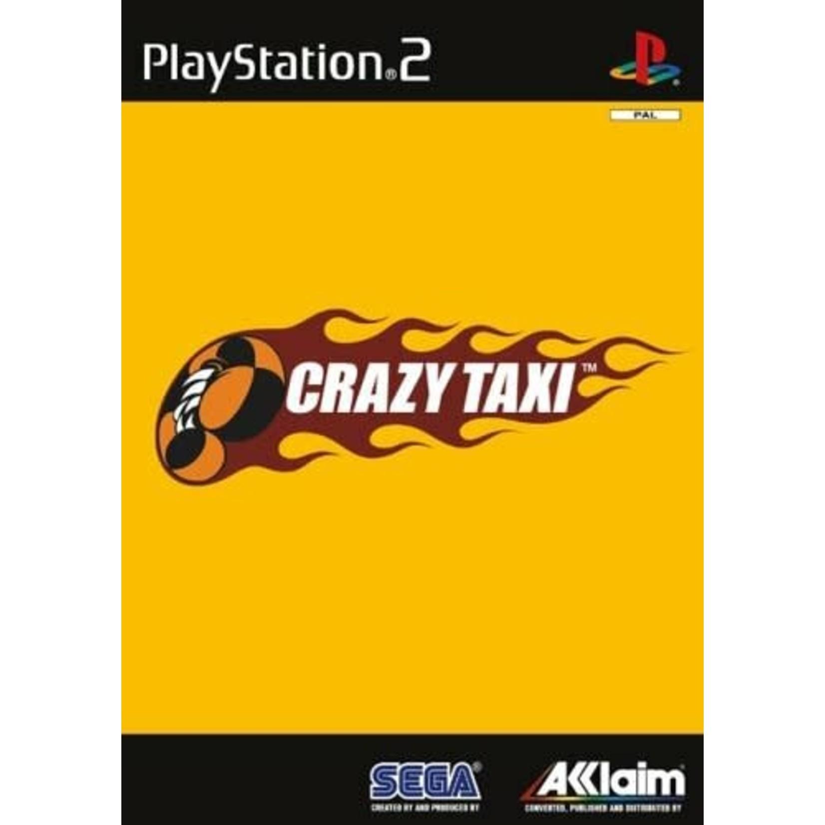 ps2u-Crazy taxi