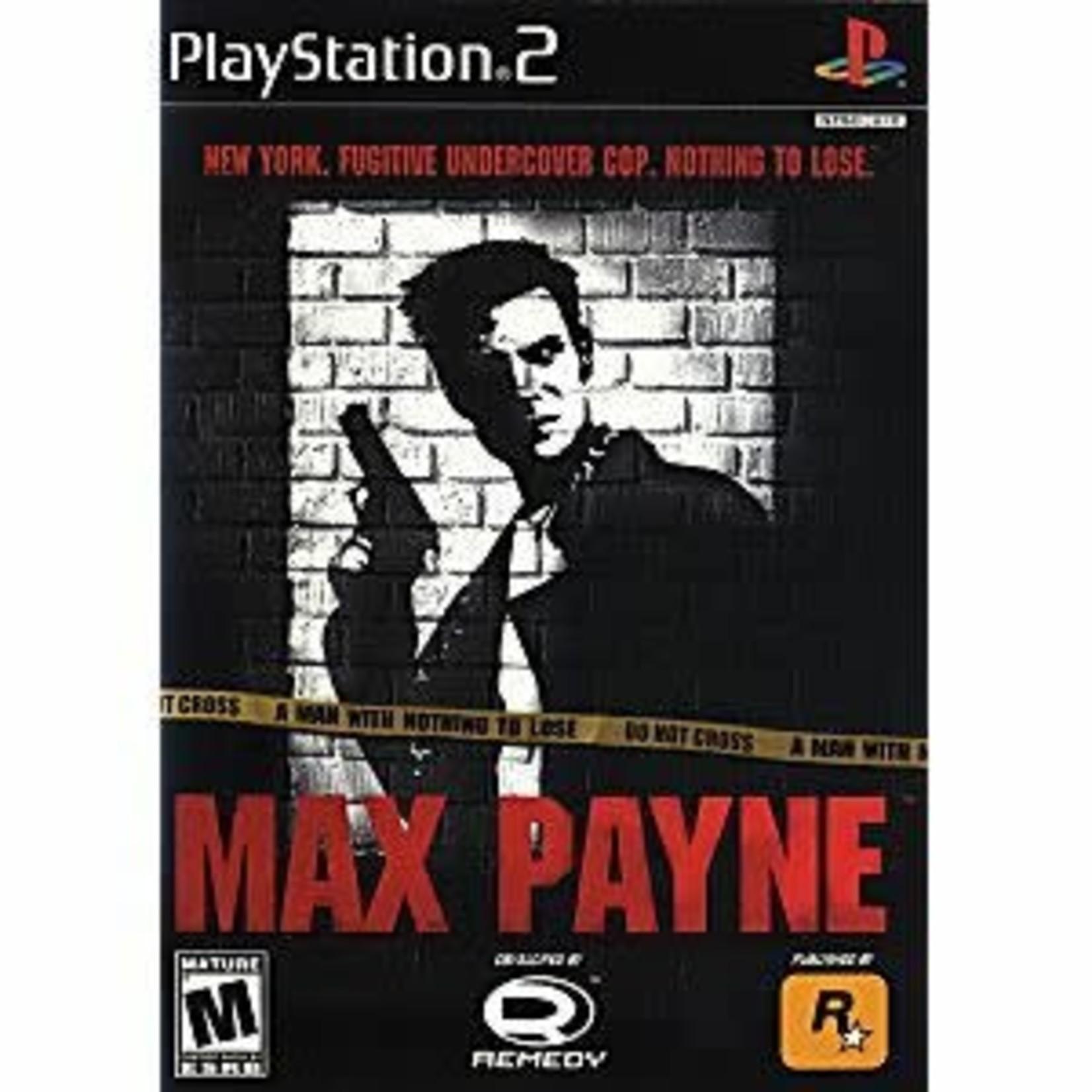 PS2U-MAX PAYNE