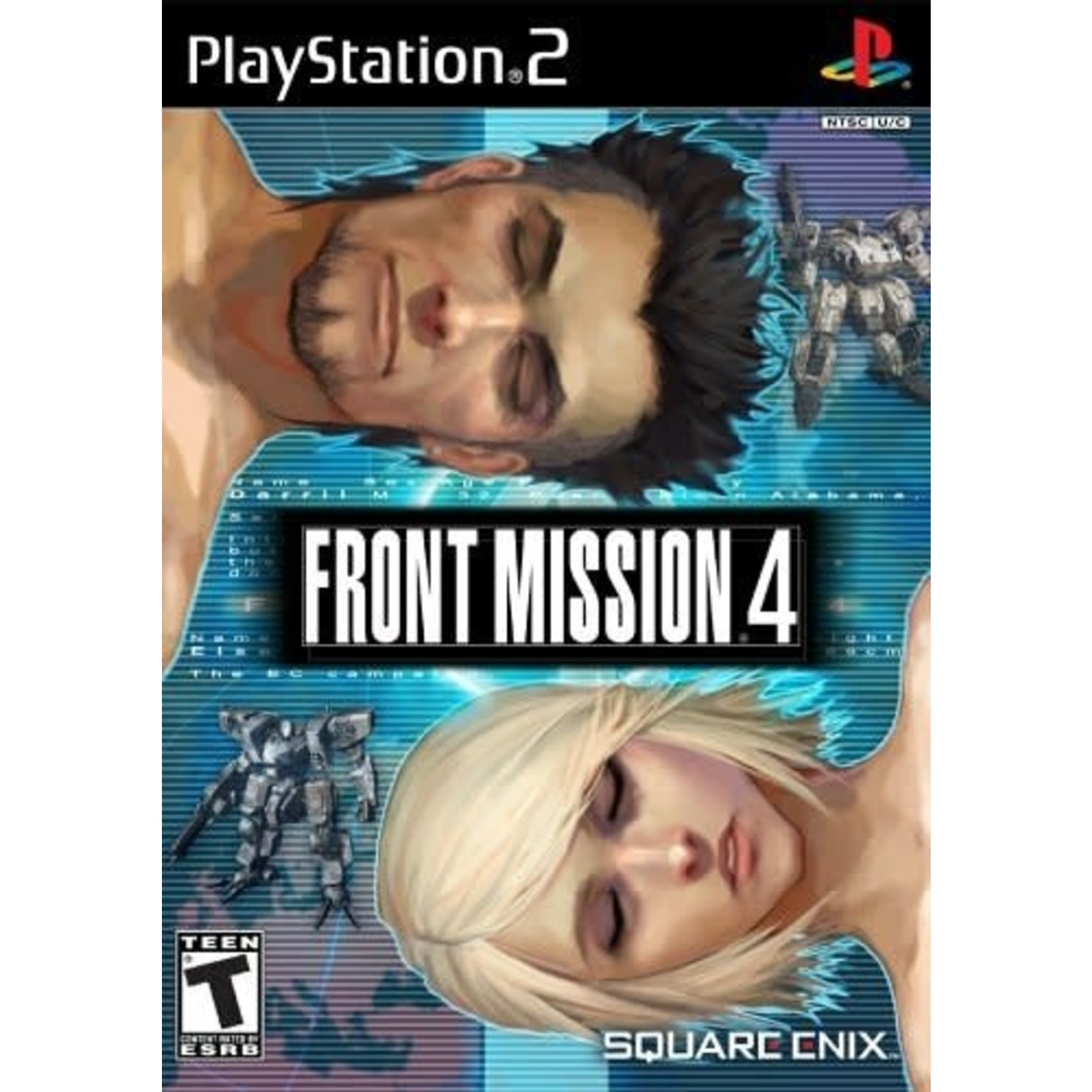 PS2u-Front Mission 4